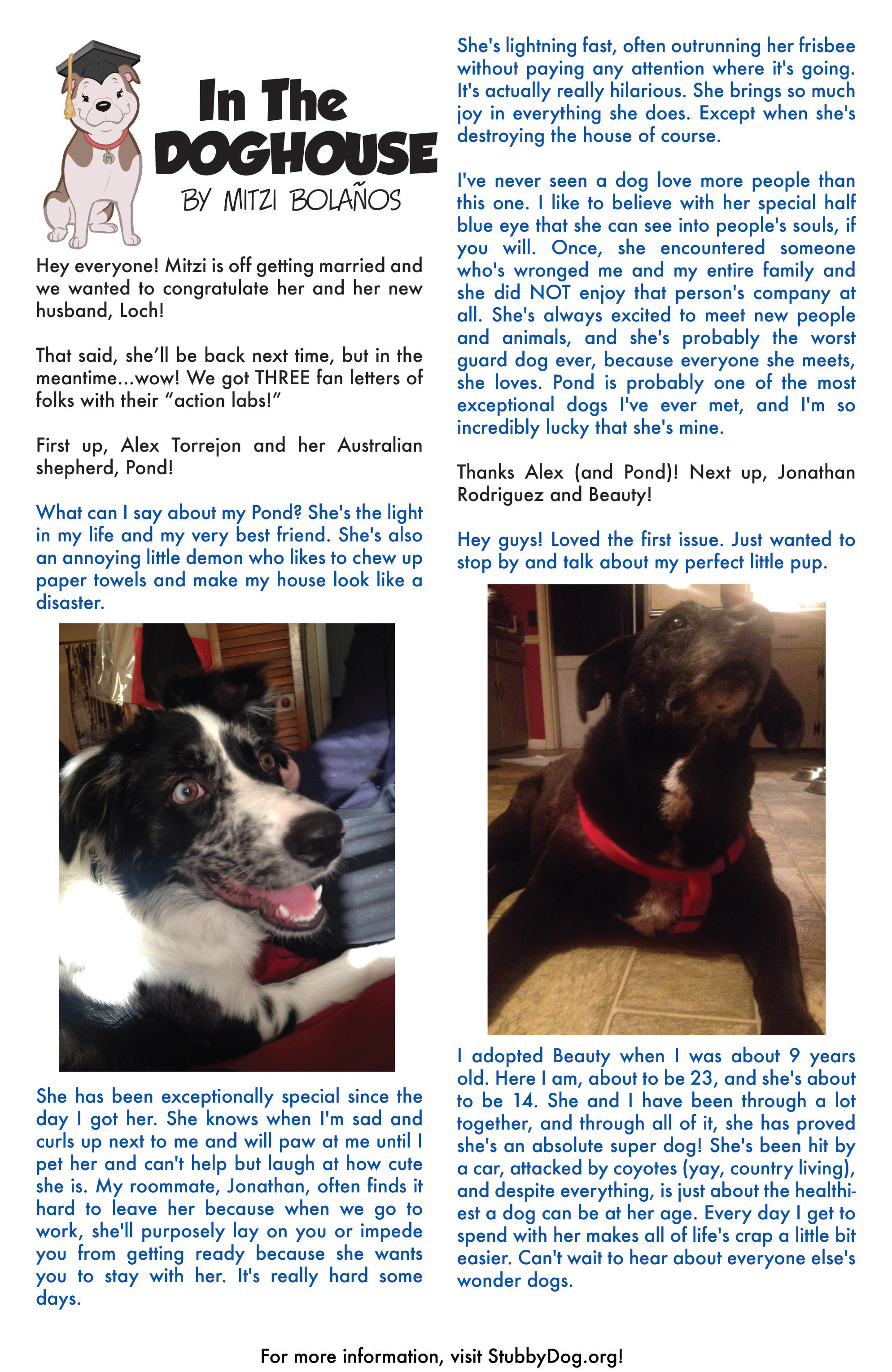 Read online Action Lab, Dog of Wonder comic -  Issue #4 - 24
