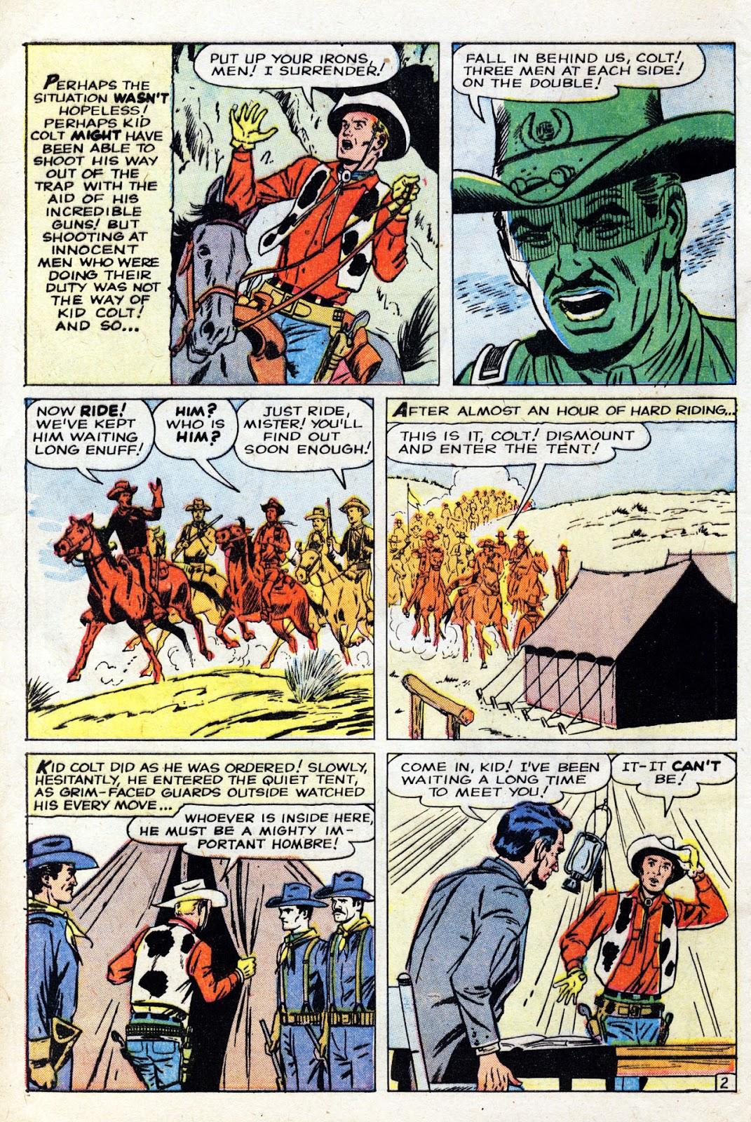 Gunsmoke Western issue 61 - Page 4