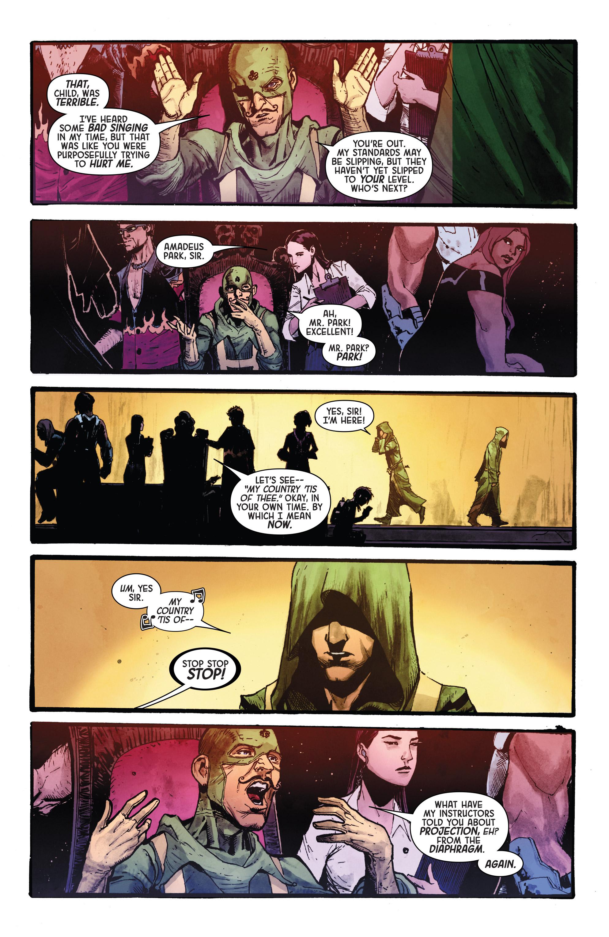 Read online Secret Empire: Uprising comic -  Issue # Full - 16