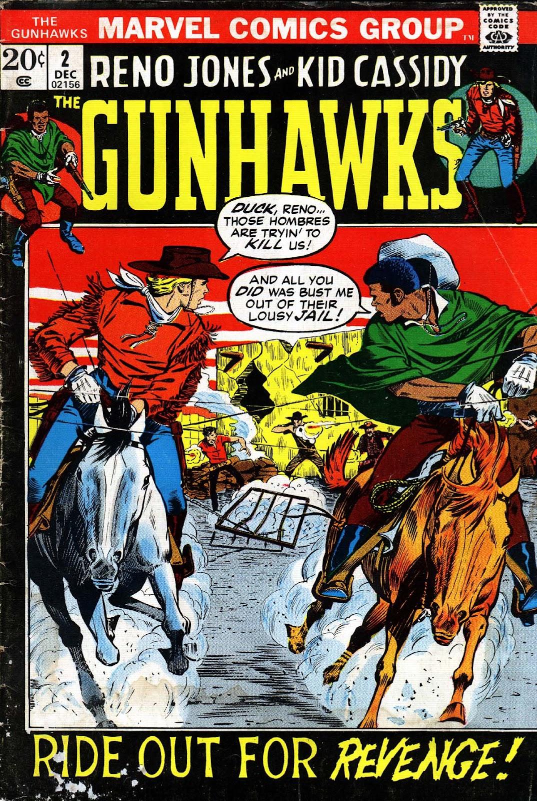 Gunhawks 2 Page 1