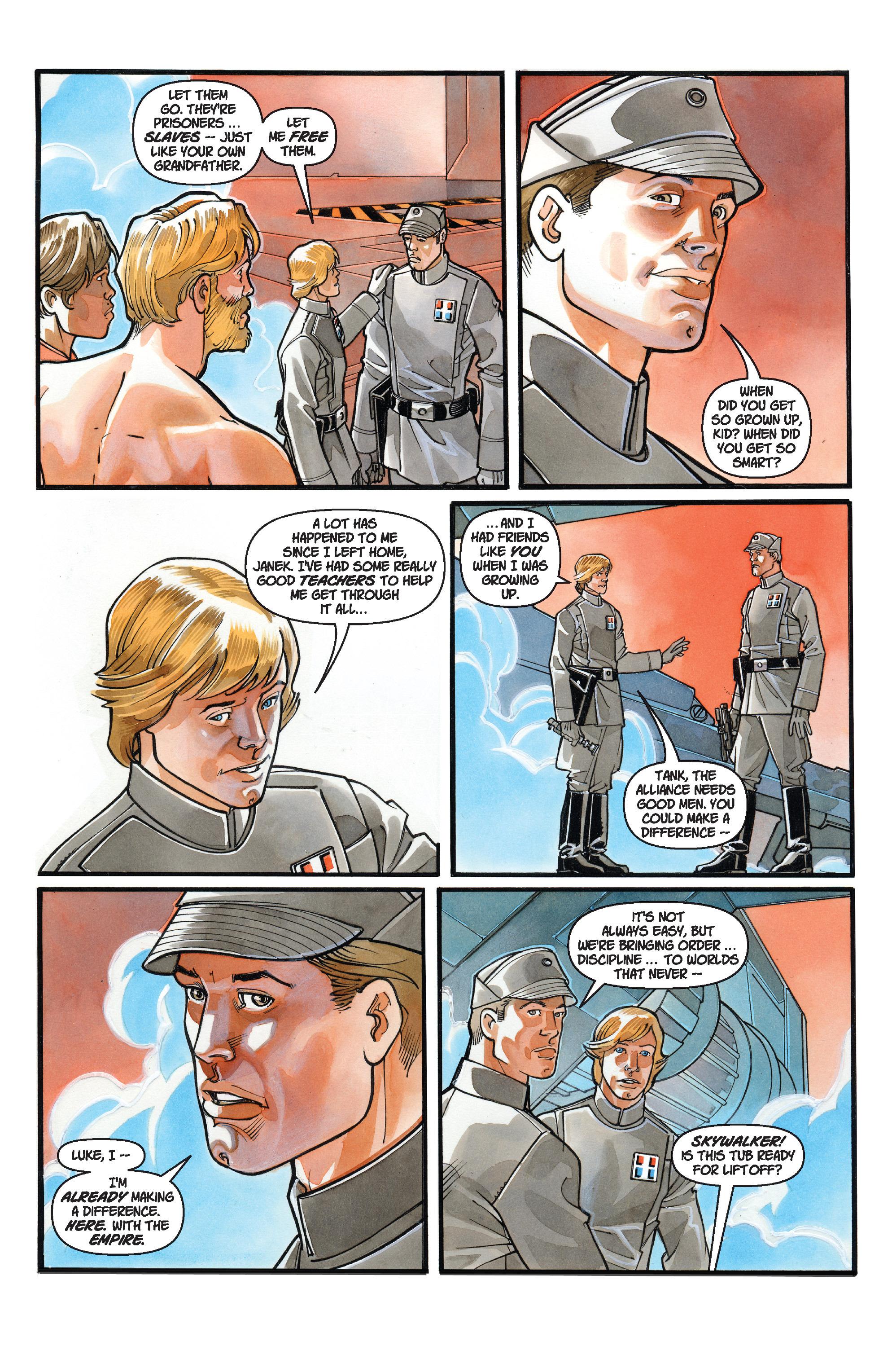 Read online Star Wars Omnibus comic -  Issue # Vol. 22 - 306
