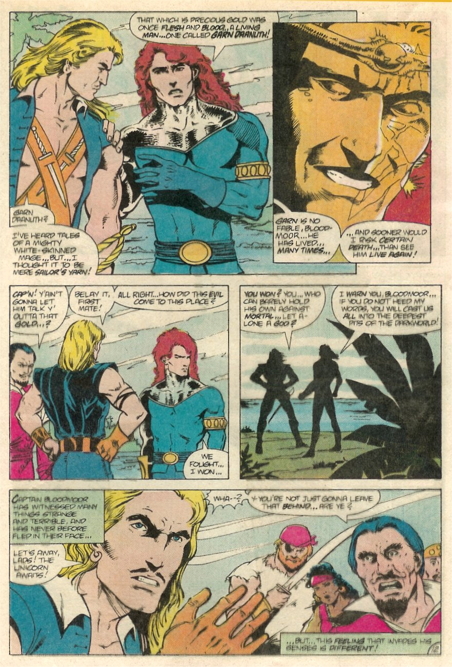 Read online Arion, Lord of Atlantis comic -  Issue #20 - 13