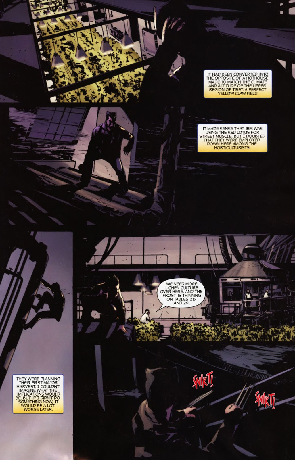 Read online Wolverine (2003) comic -  Issue #900 - 30