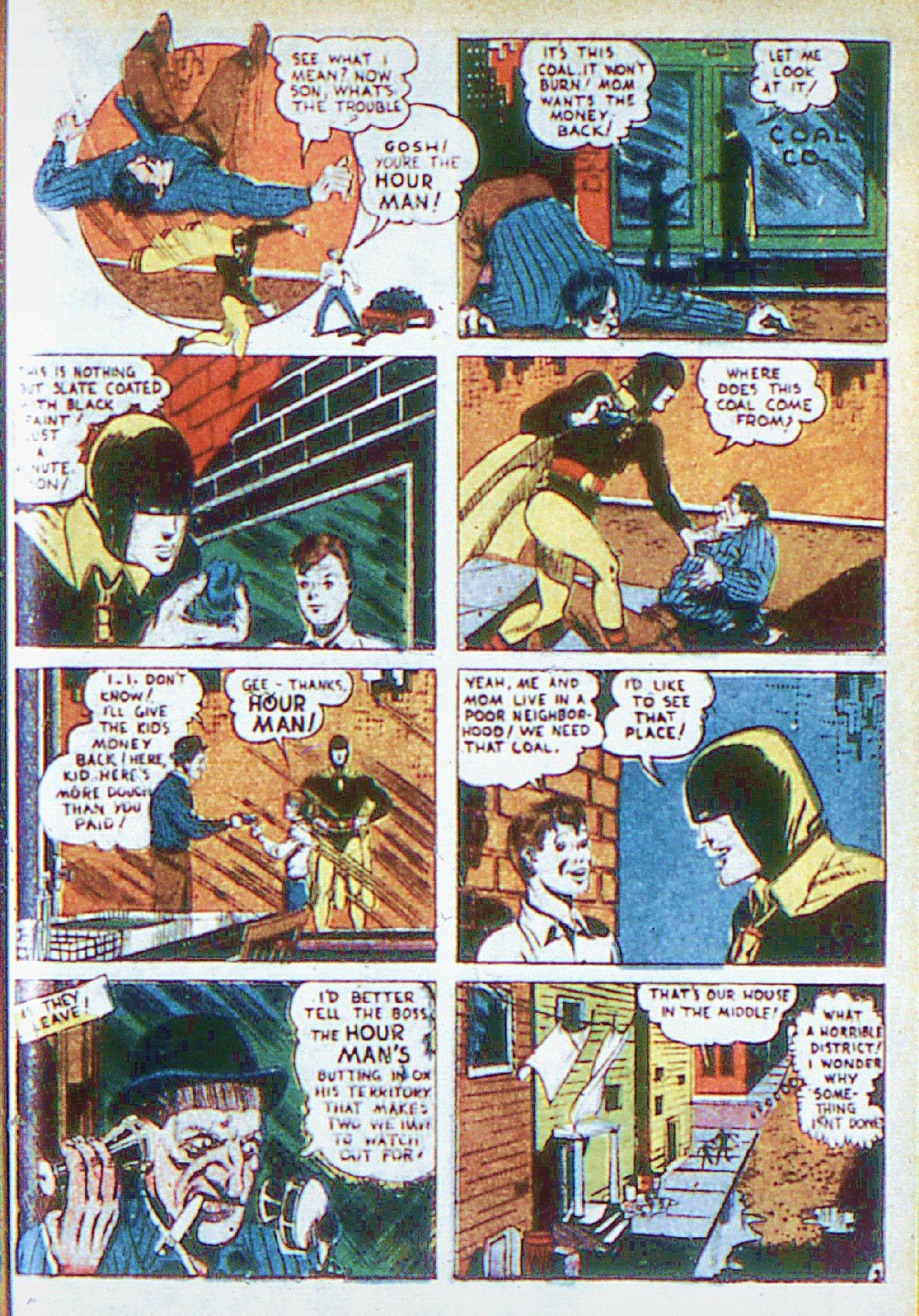Read online Adventure Comics (1938) comic -  Issue #66 - 32
