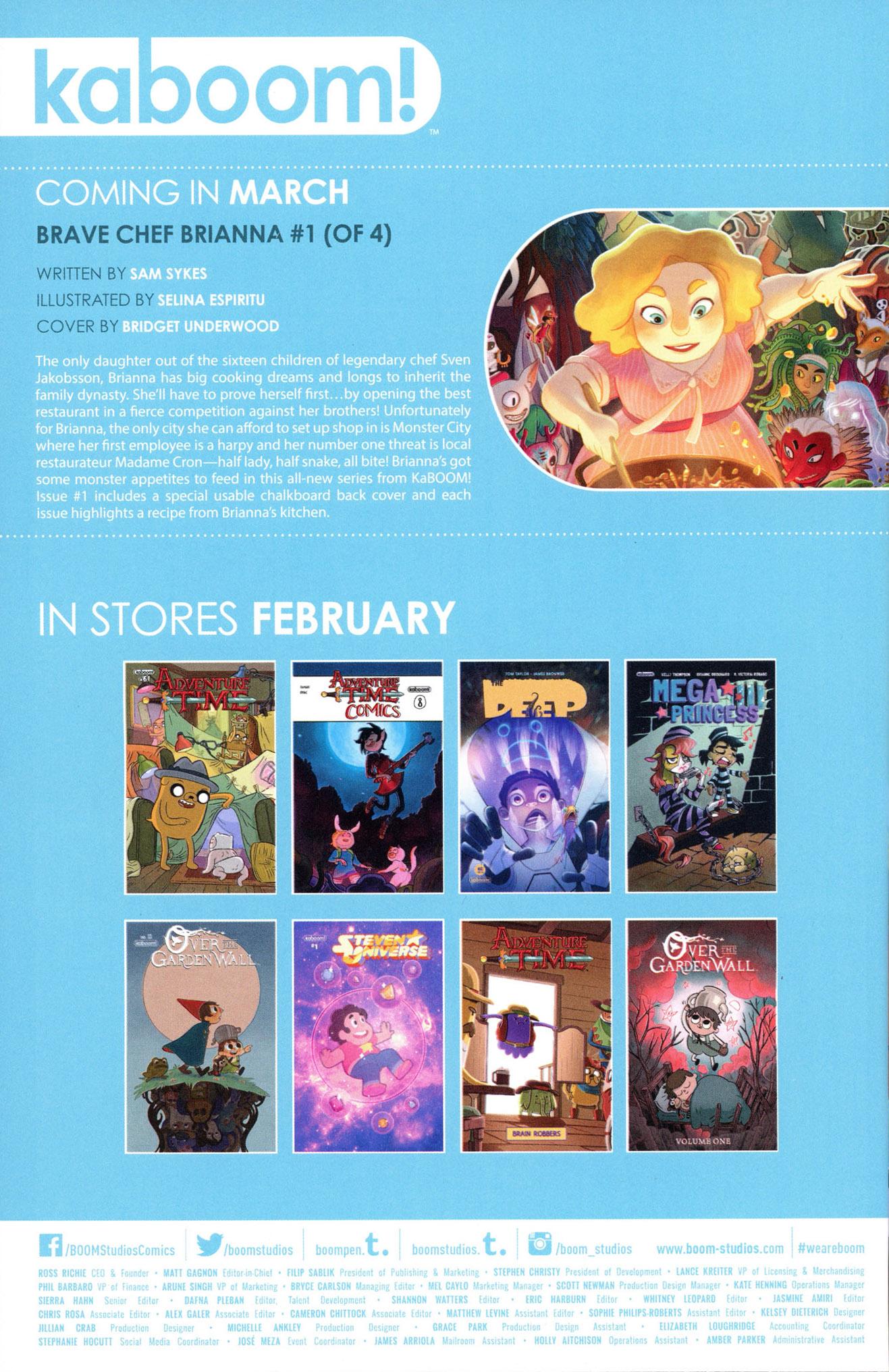 Read online Adventure Time Comics comic -  Issue #8 - 26