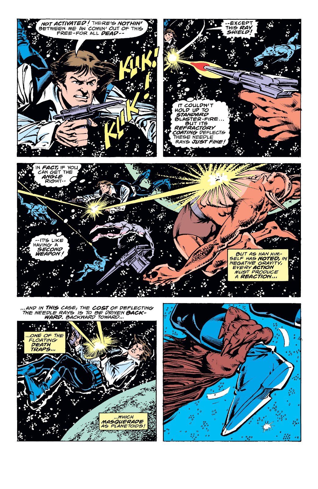 Read online Star Wars Legends: The Original Marvel Years - Epic Collection comic -  Issue # TPB 1 (Part 4) - 89