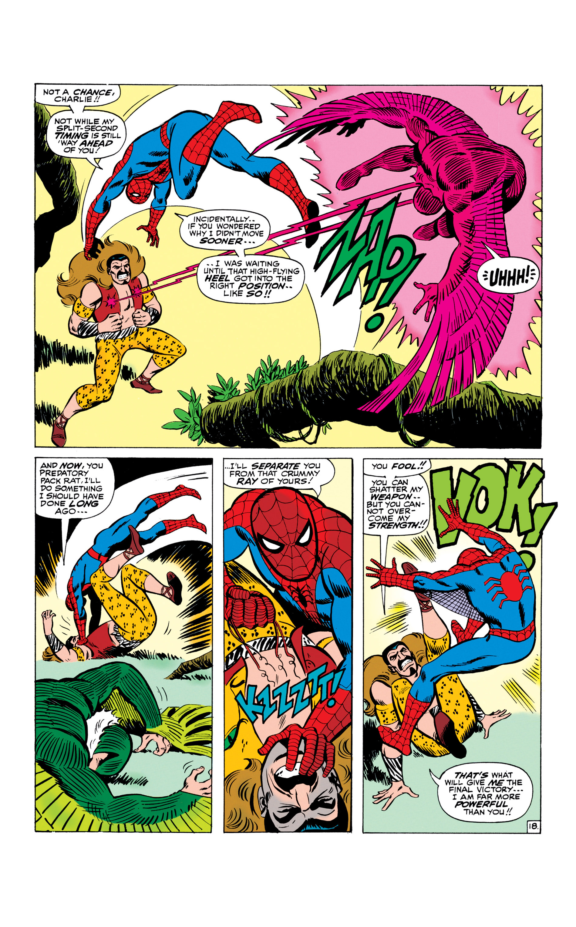 The Amazing Spider-Man (1963) 49 Page 18