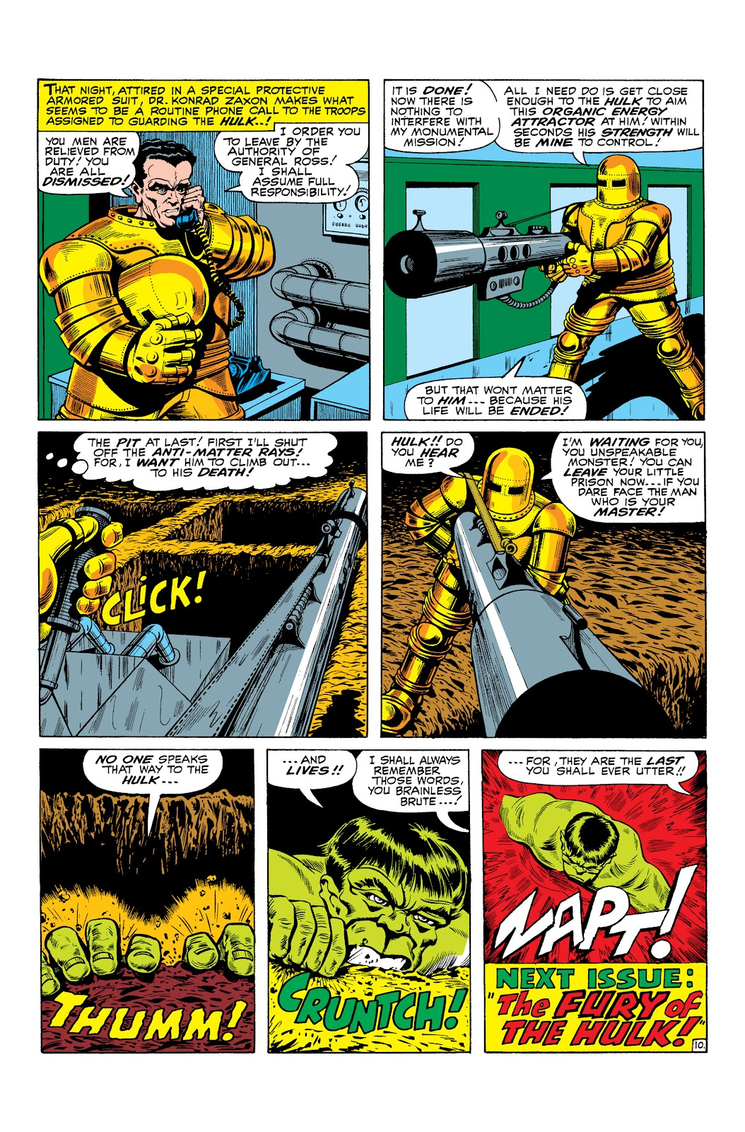 Read online Marvel Masterworks: The Incredible Hulk comic -  Issue # TPB 2 (Part 3) - 32