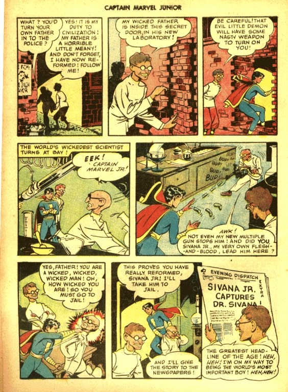 Captain Marvel, Jr. issue 39 - Page 6