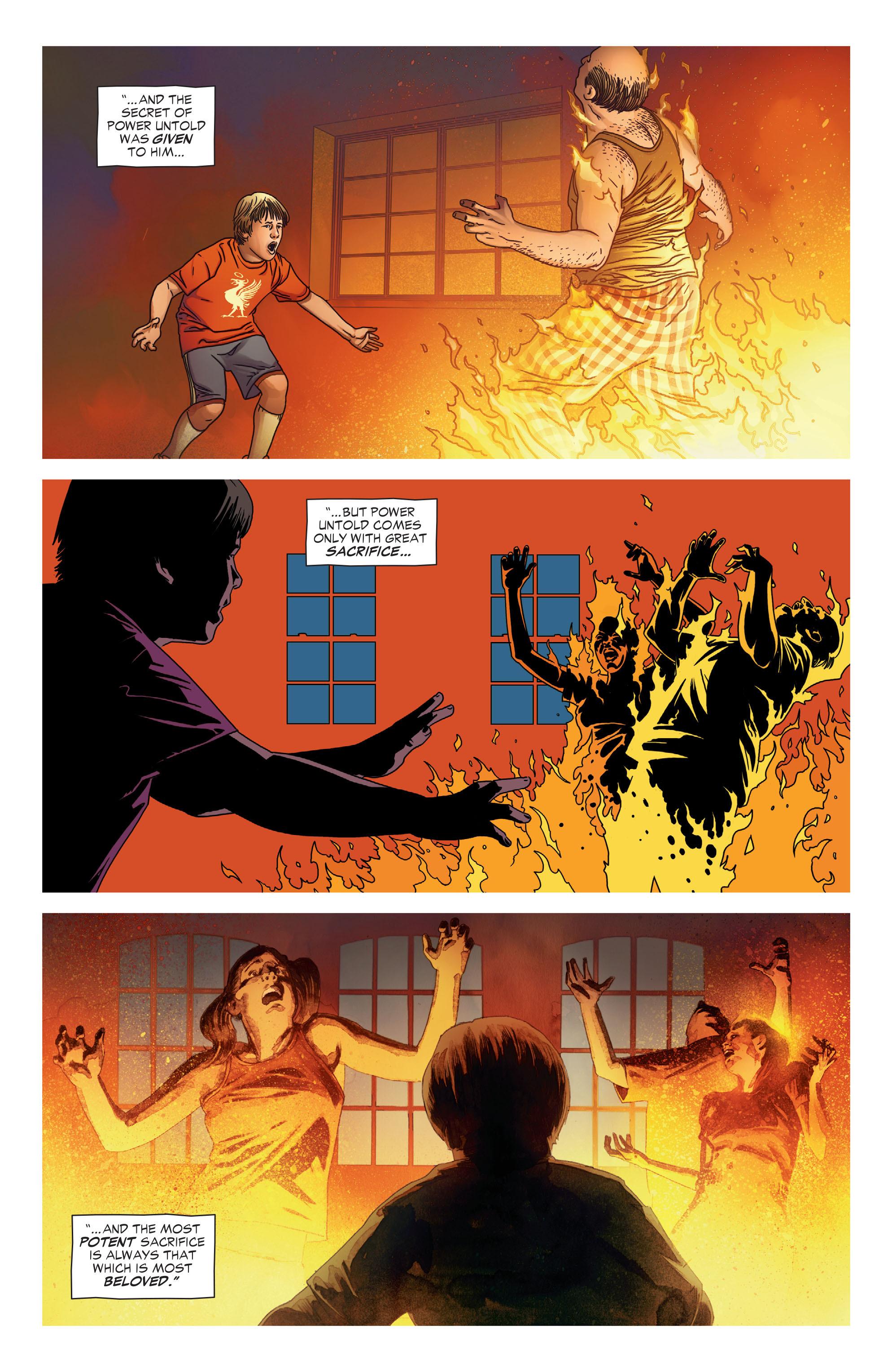 Read online Secret Origins (2014) comic -  Issue #11 - 18