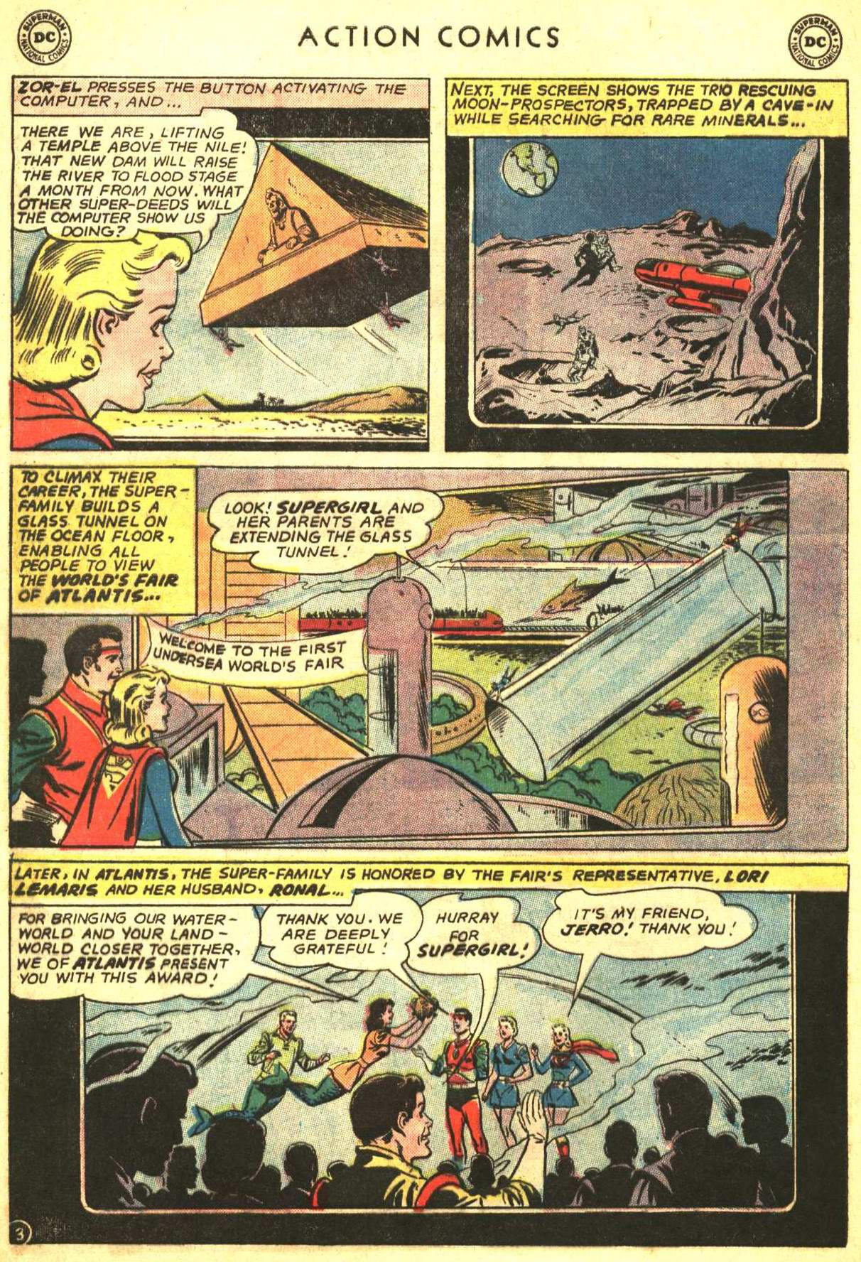 Read online Action Comics (1938) comic -  Issue #316 - 20