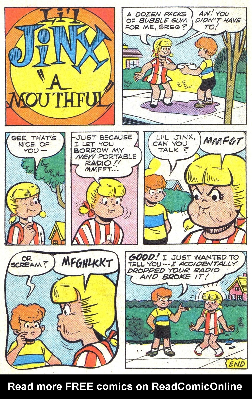 Read online Archie (1960) comic -  Issue #193 - 26