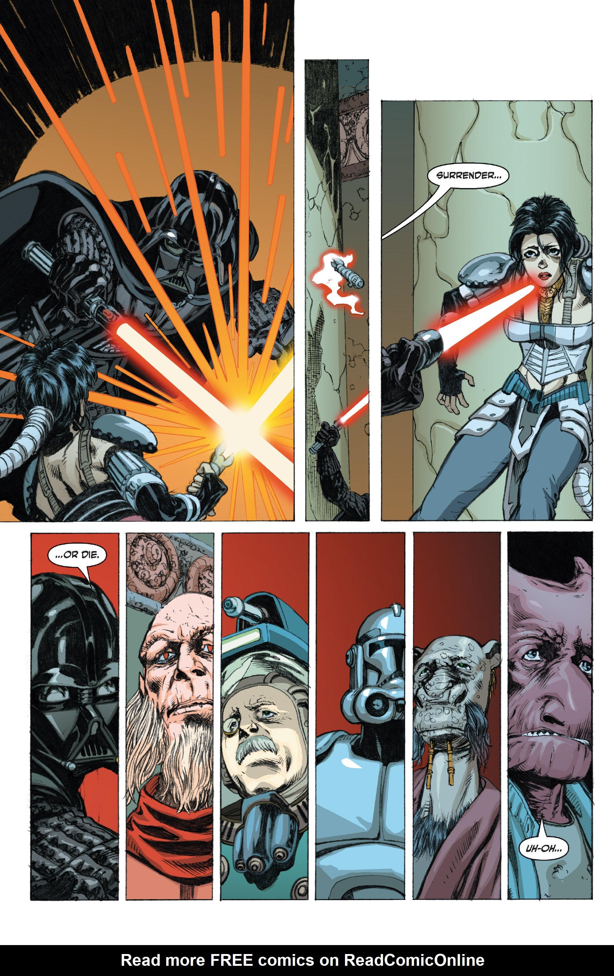 Read online Star Wars Omnibus comic -  Issue # Vol. 31 - 310