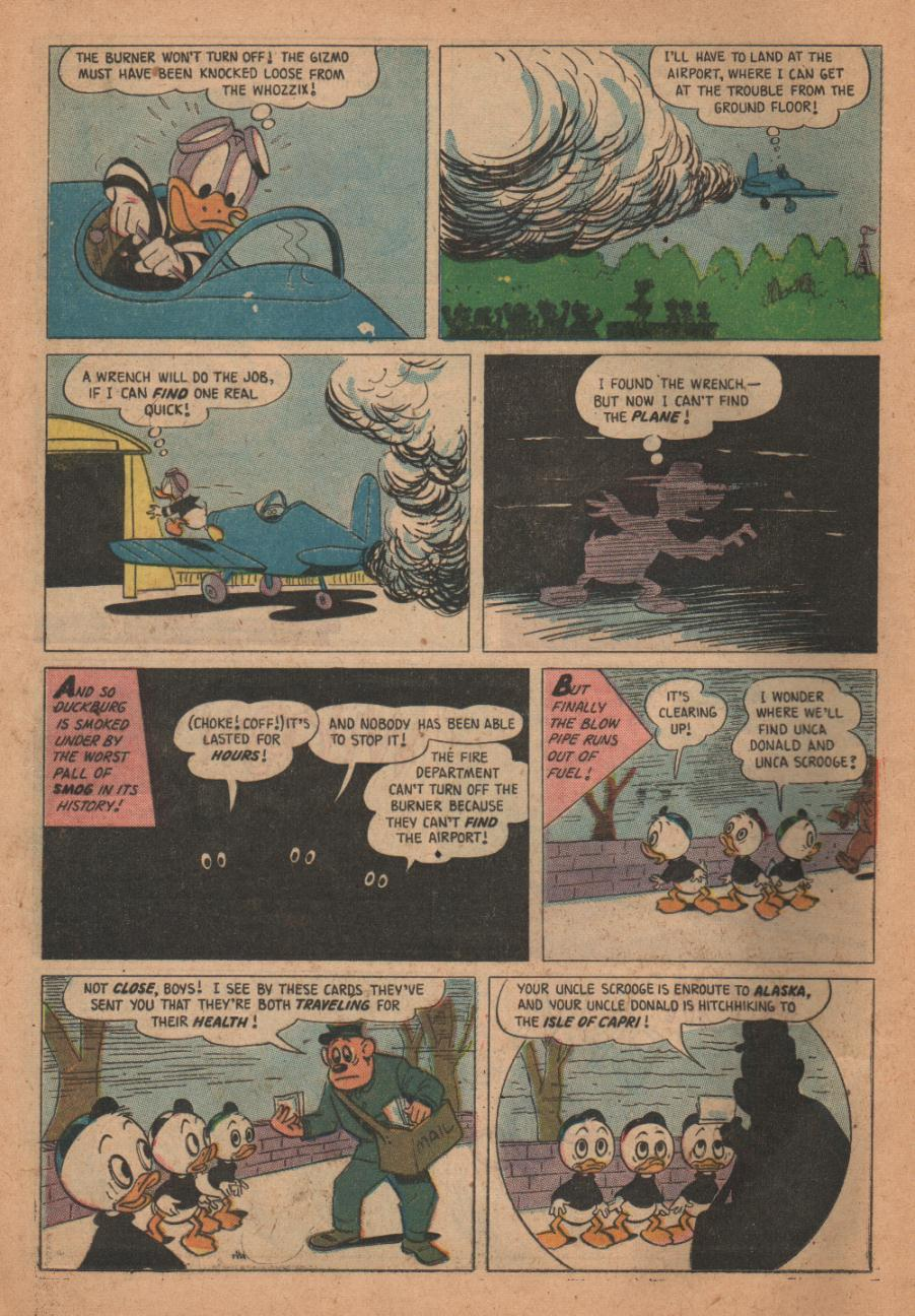 Walt Disney's Comics and Stories issue 194 - Page 12