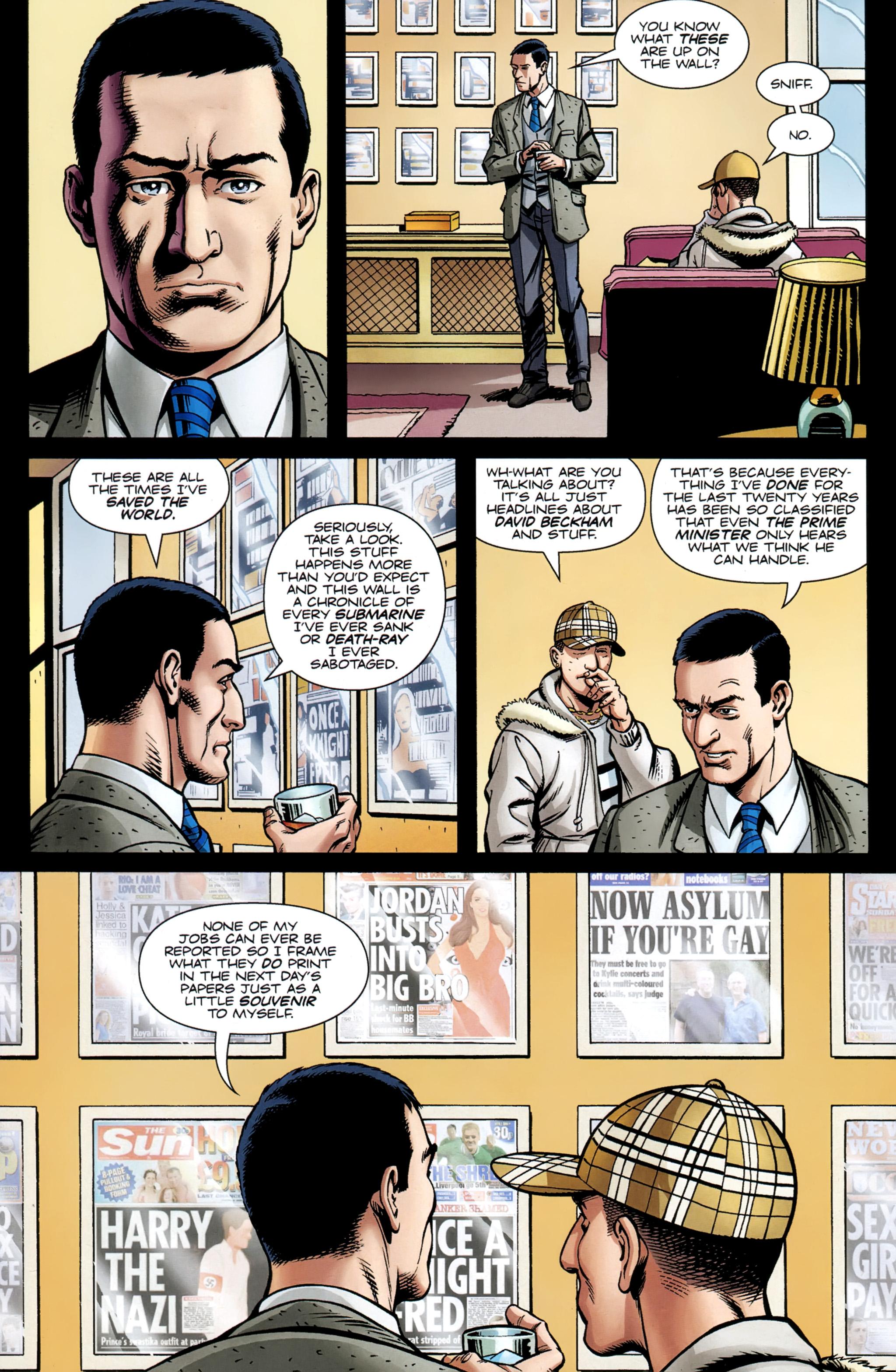Read online Secret Service comic -  Issue #4 - 7