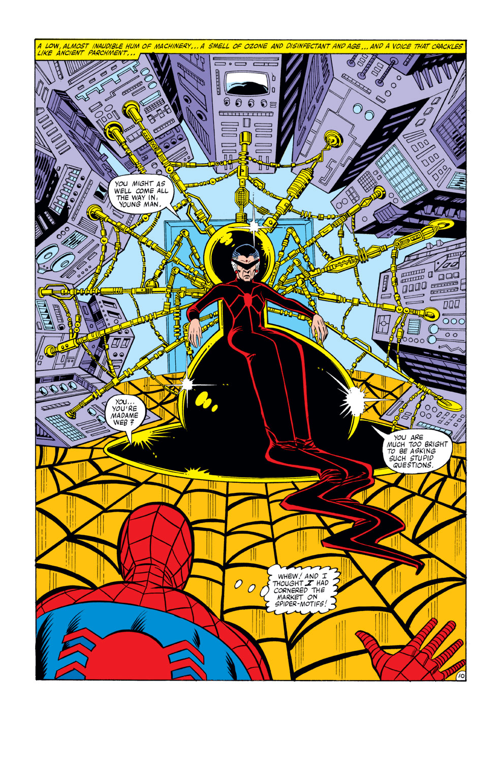 The Amazing Spider-Man (1963) 210 Page 10