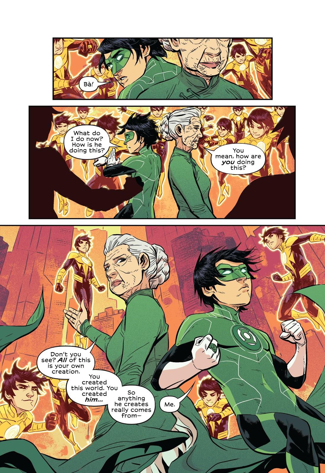 Read online Green Lantern: Legacy comic -  Issue # TPB - 100