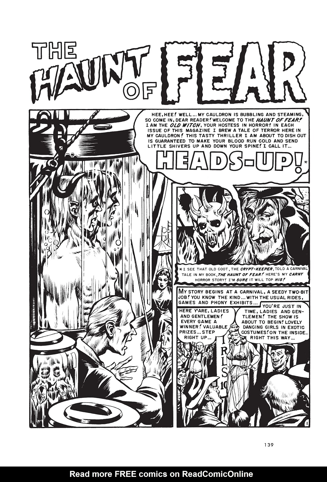 Read online Doctor of Horror and Other Stories comic -  Issue # TPB (Part 2) - 55
