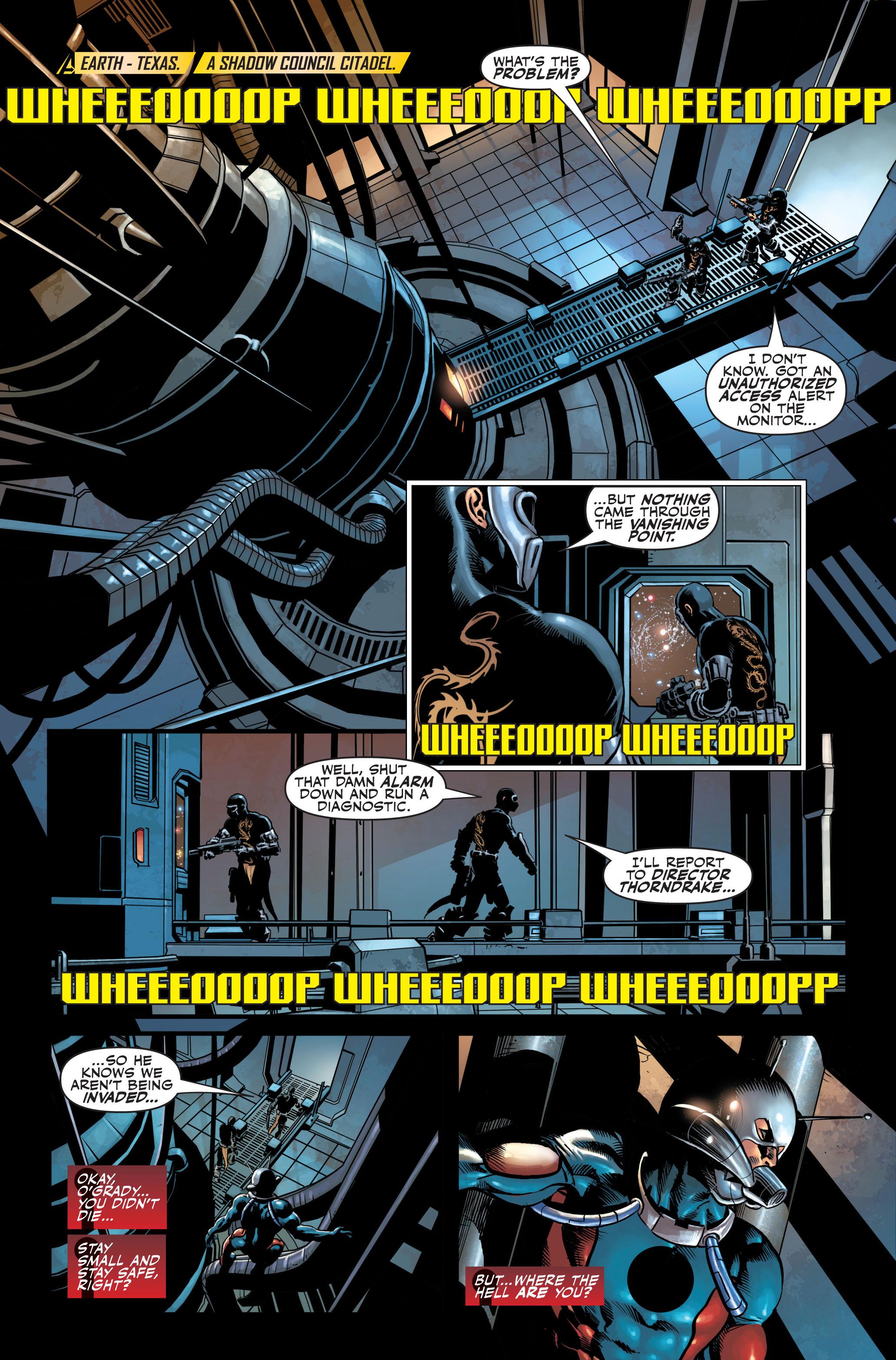 Read online Secret Avengers (2010) comic -  Issue #3 - 13