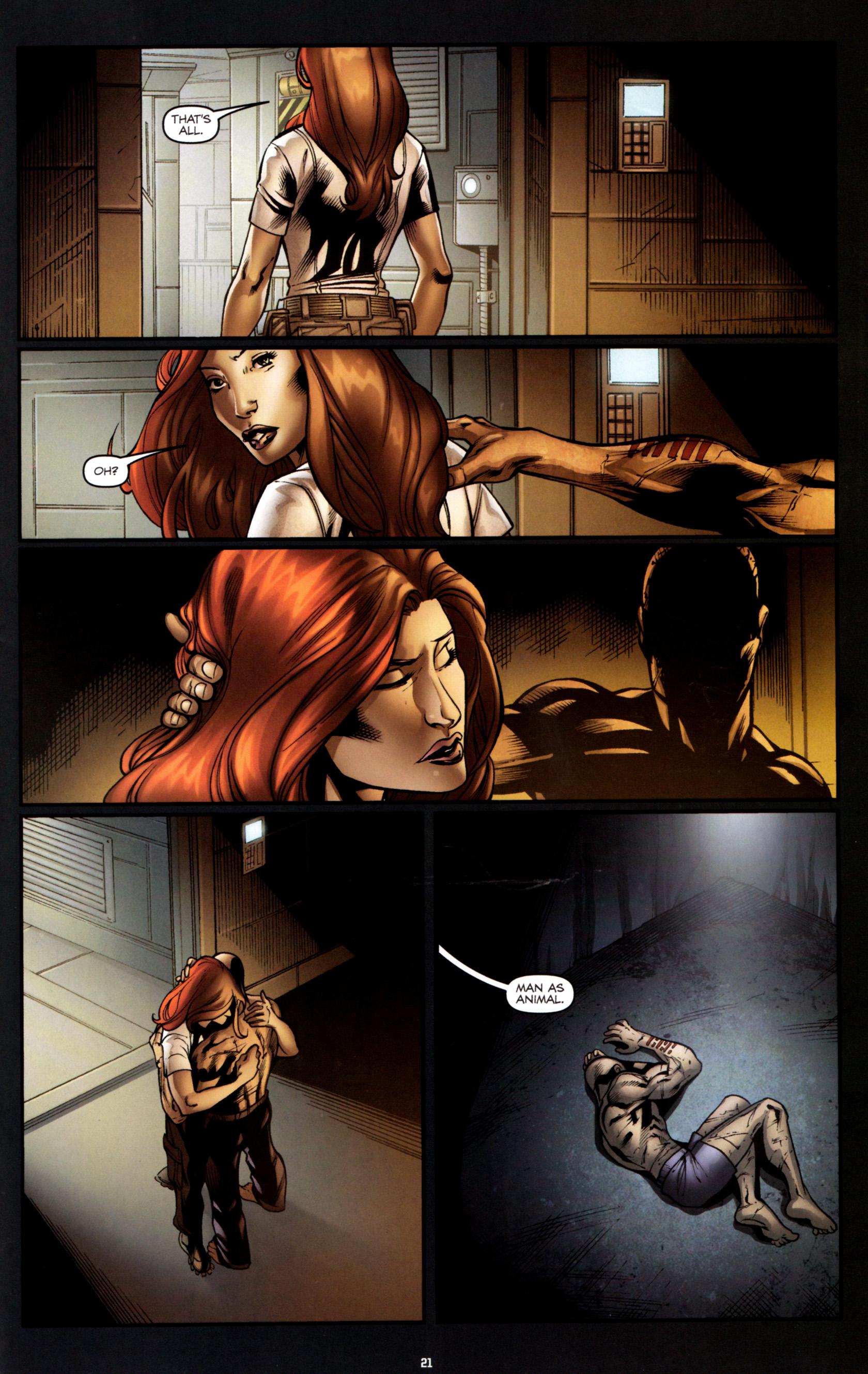 Read online G.I. Joe: Snake Eyes comic -  Issue #2 - 24