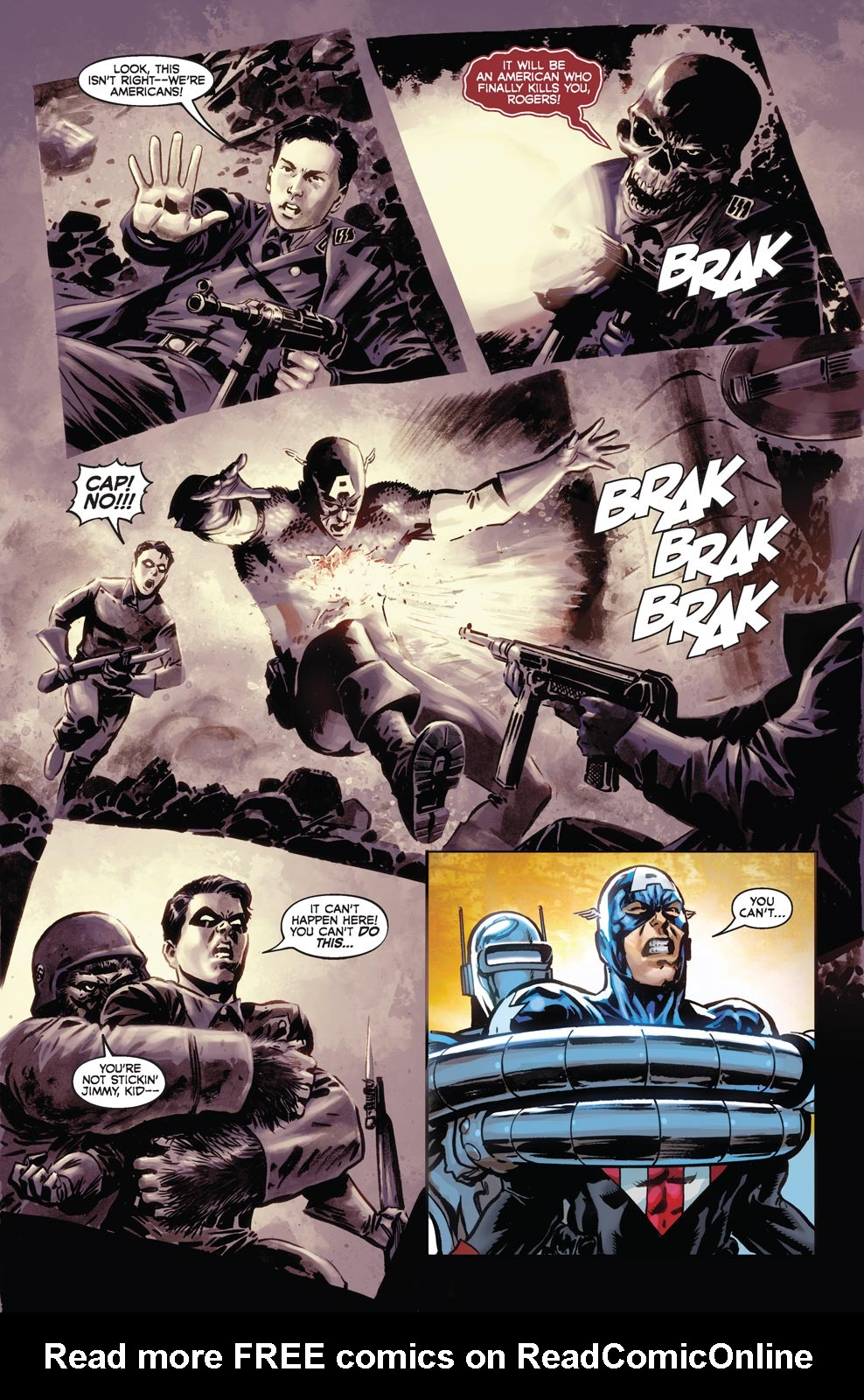 Read online Agents Of Atlas (2009) comic -  Issue #4 - 15