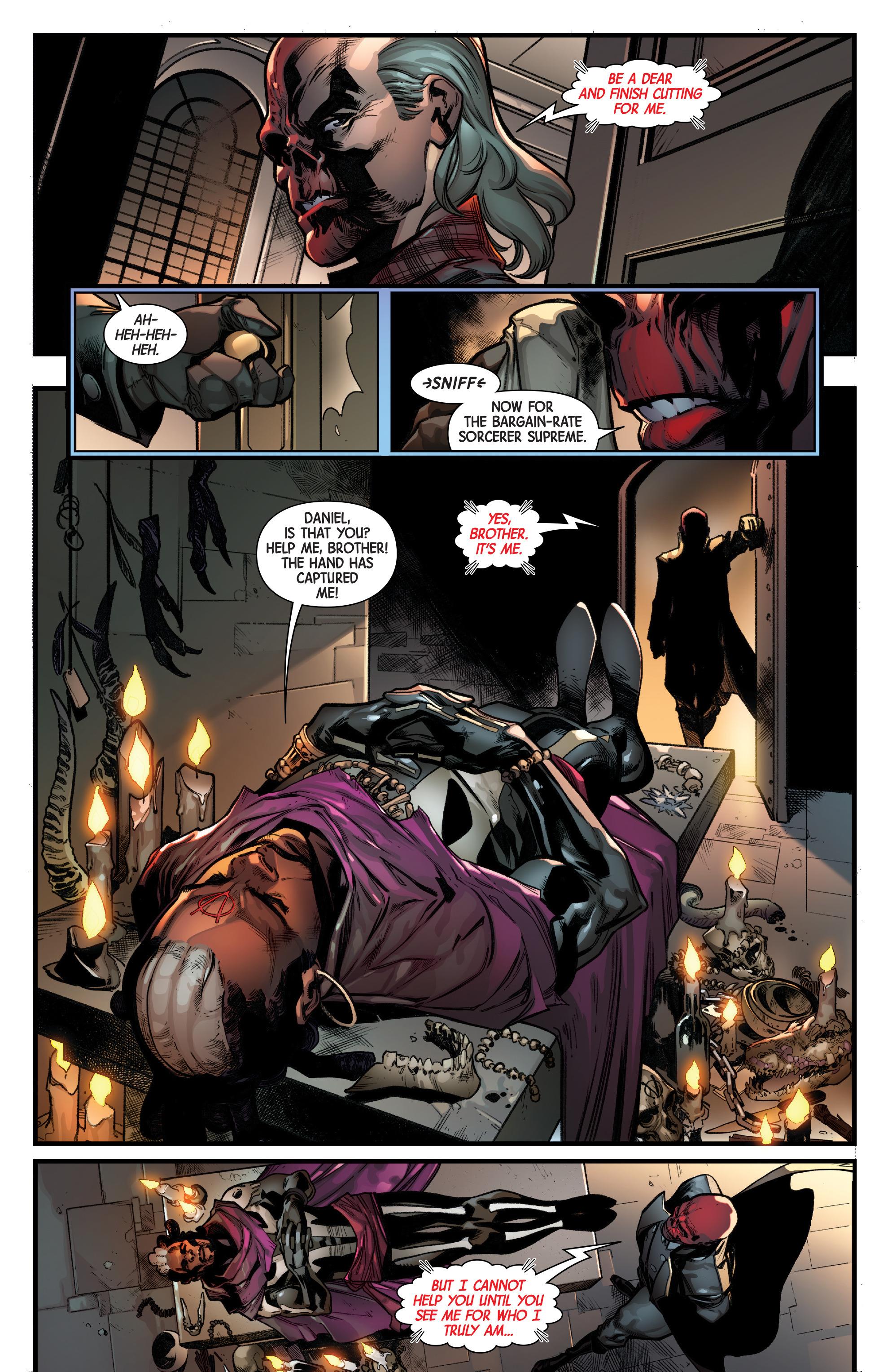 Read online Uncanny Avengers [II] comic -  Issue #19 - 8
