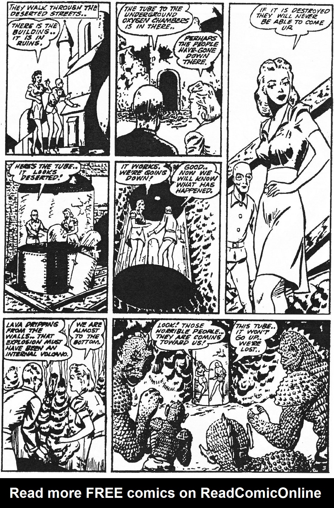 Read online Men of Mystery Comics comic -  Issue #82 - 56