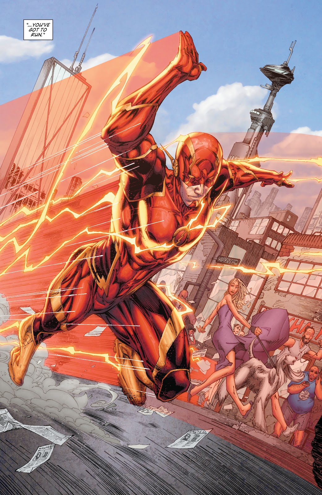 Read online The Flash (2011) comic -  Issue # _TPB 8 (Part 2) - 9