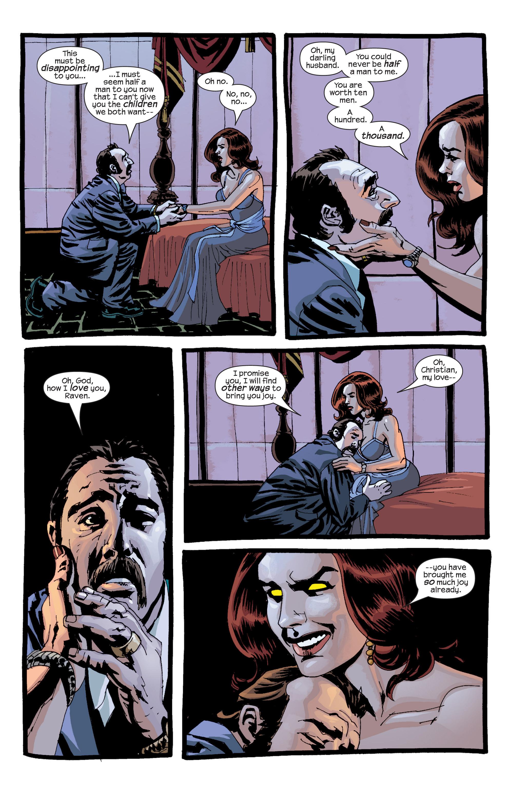 Read online Uncanny X-Men (1963) comic -  Issue #428 - 9