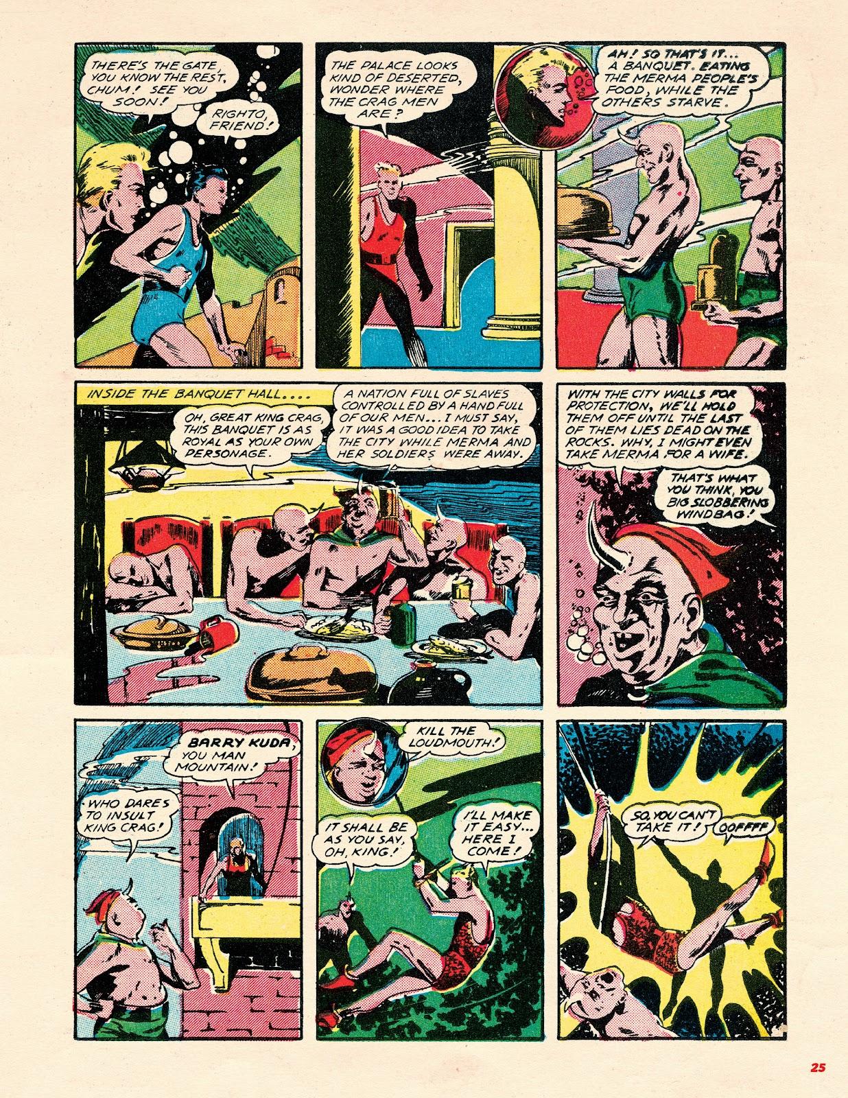 Read online Super Weird Heroes comic -  Issue # TPB 2 (Part 1) - 25