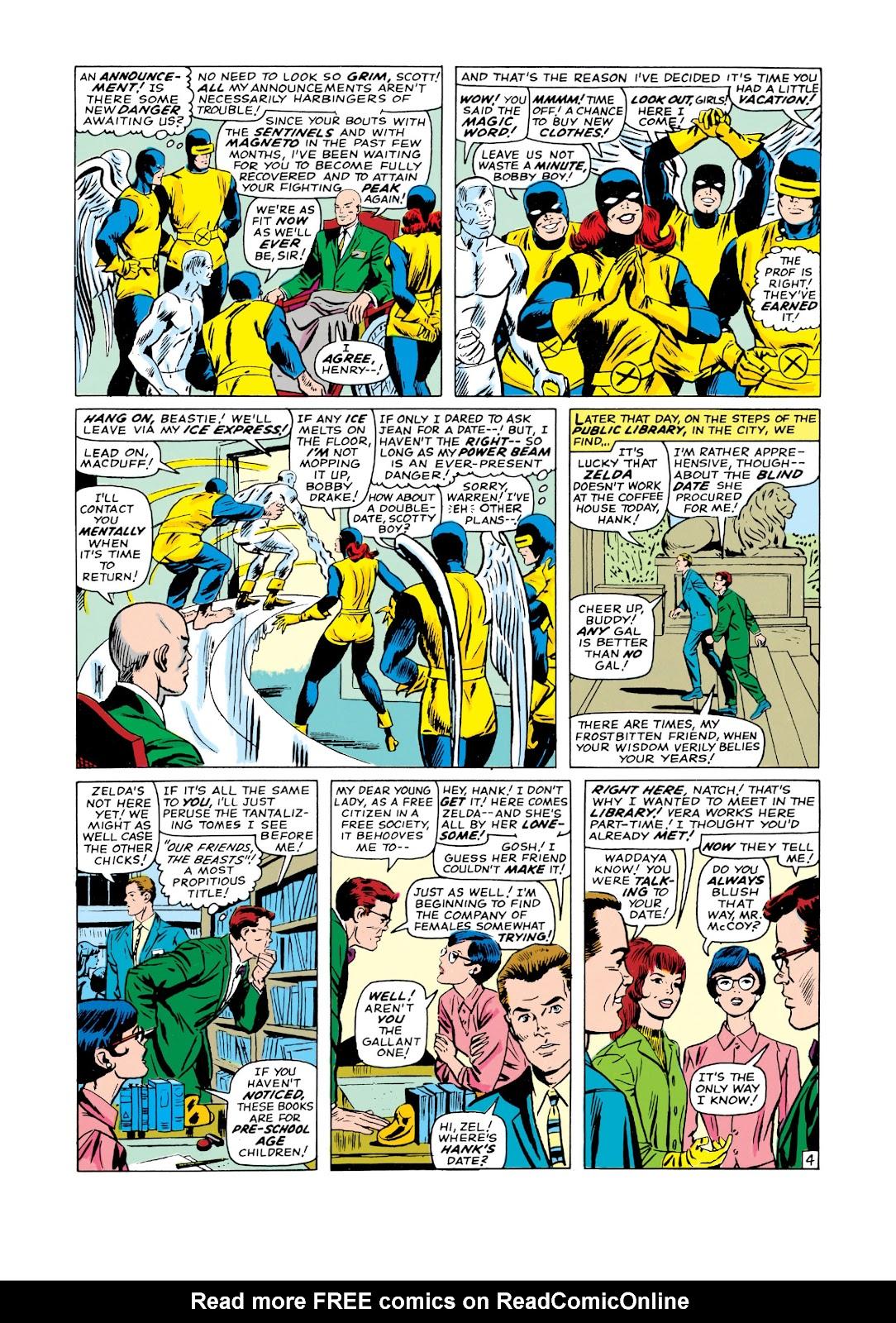 Uncanny X-Men (1963) issue 19 - Page 5
