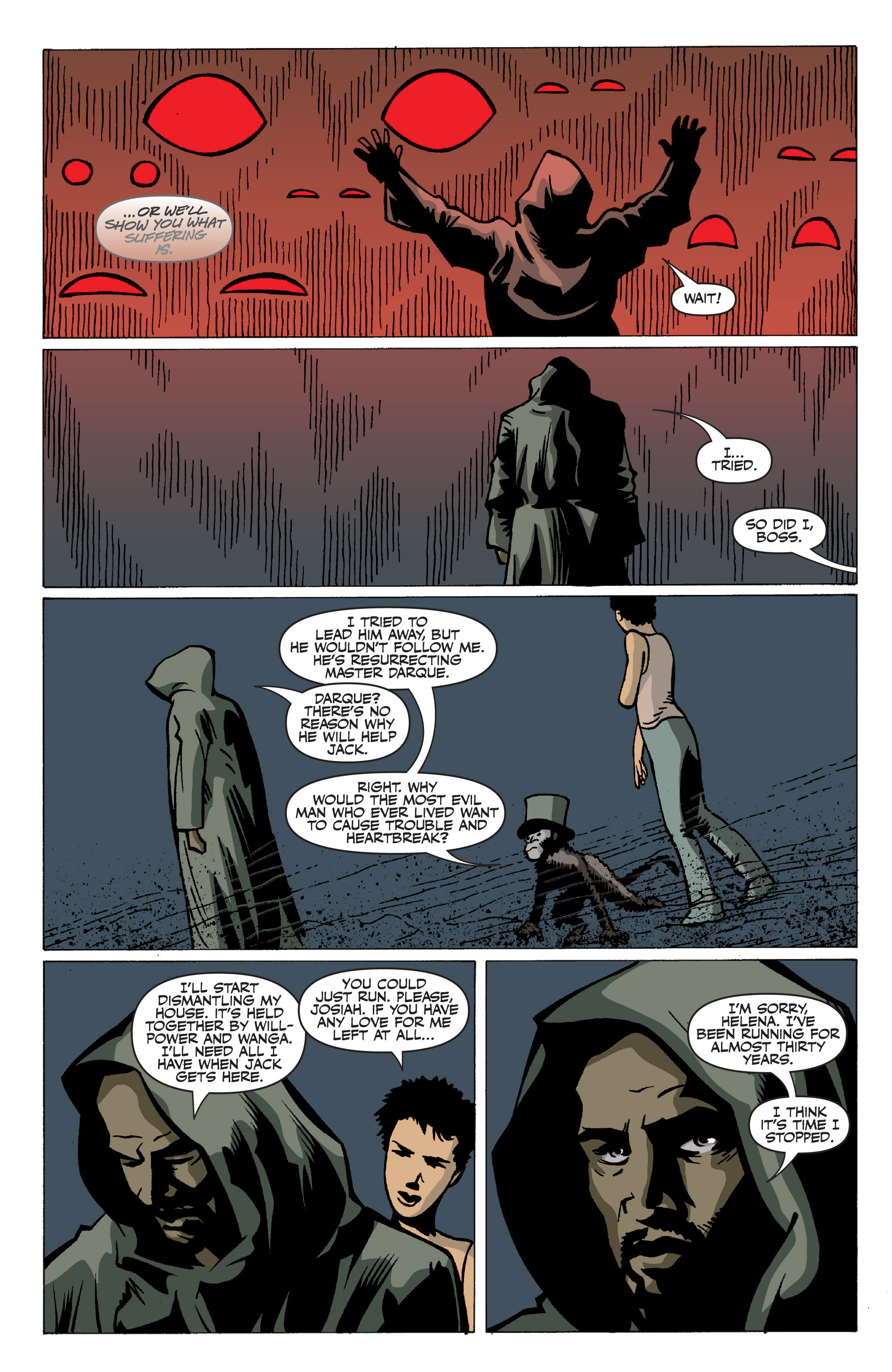 Read online Shadowman: End Times comic -  Issue #3 - 7