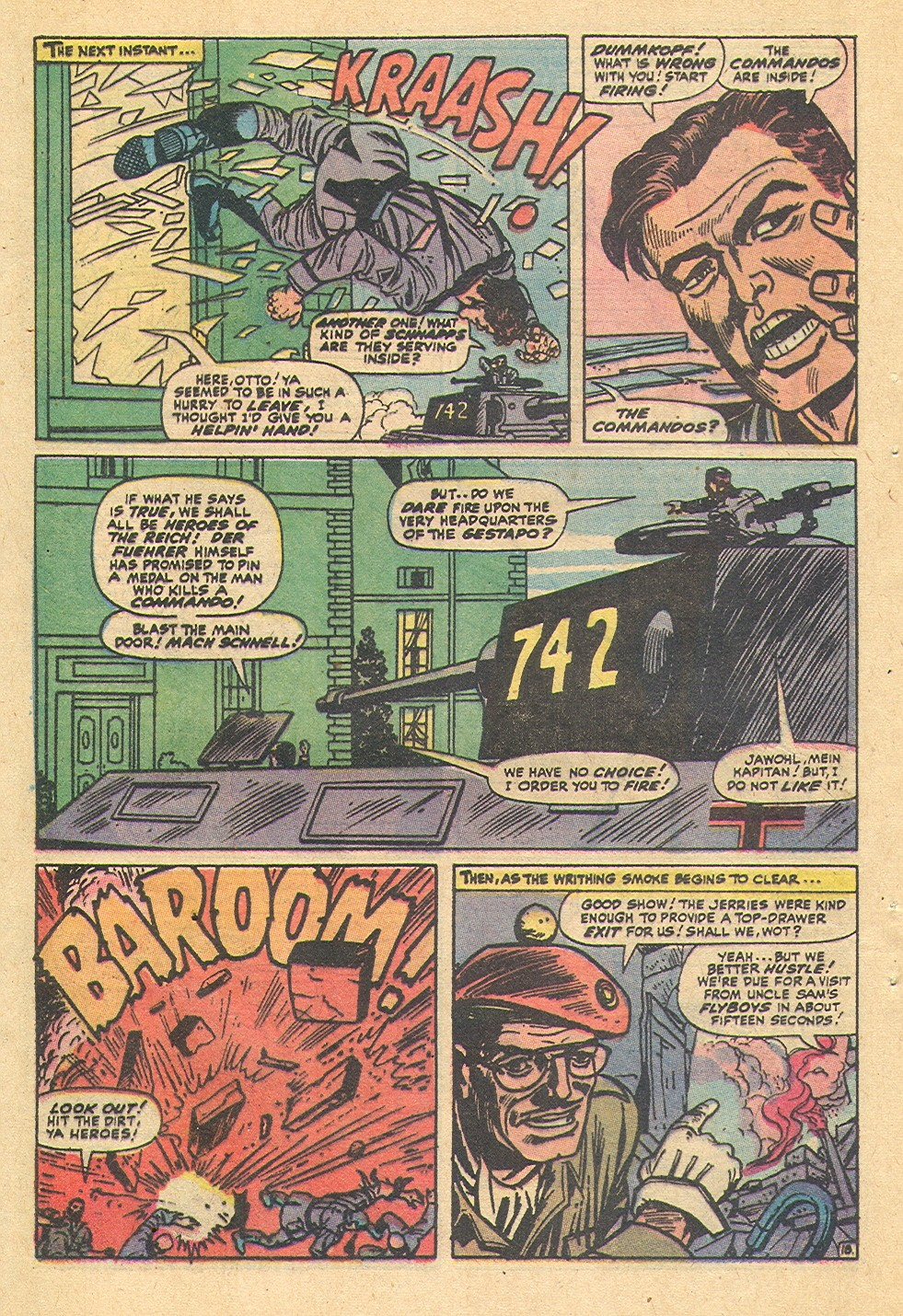 Read online Sgt. Fury comic -  Issue #92 - 44