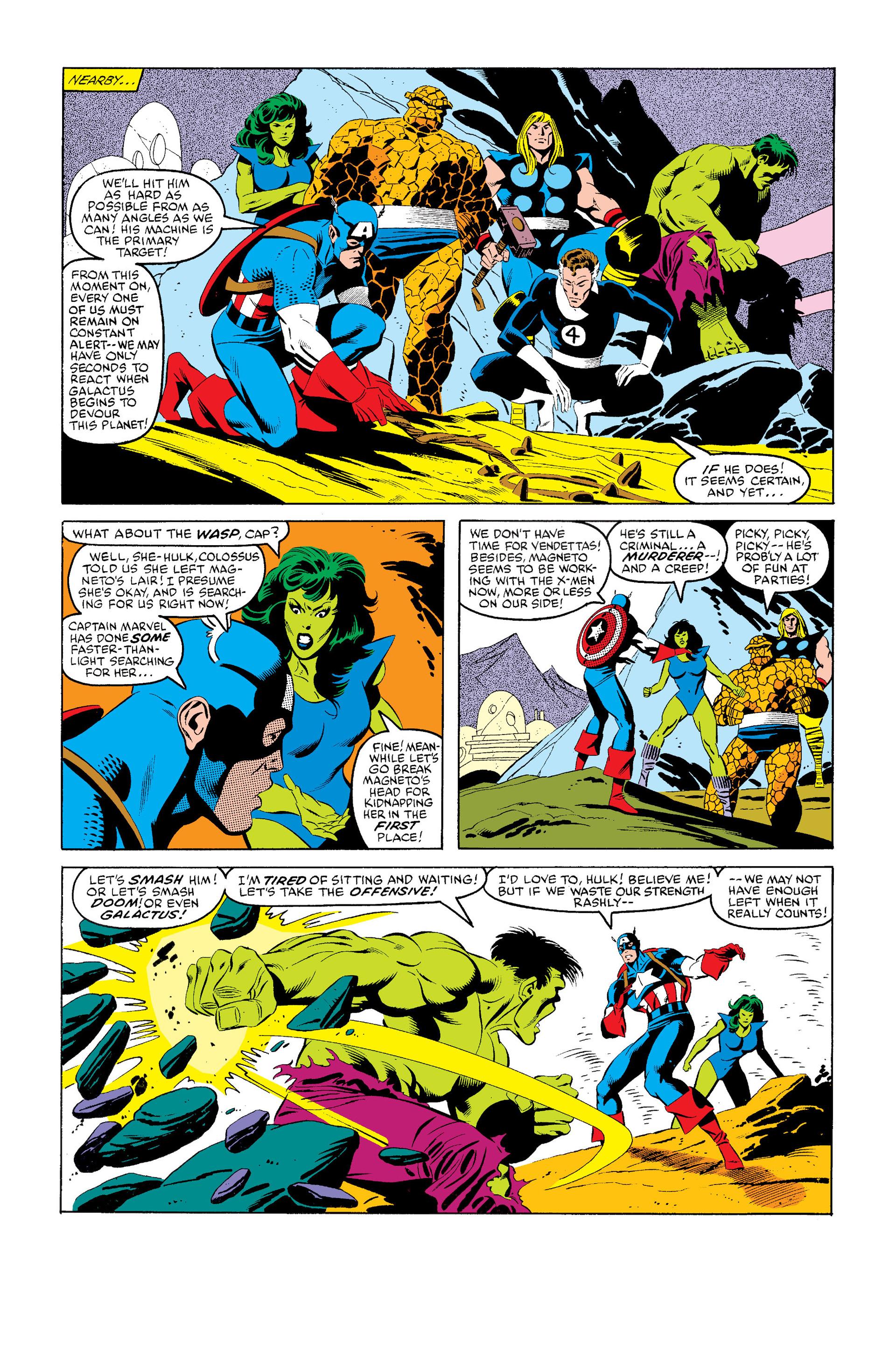 Read online Secret Wars (1985) comic -  Issue #6 - 16