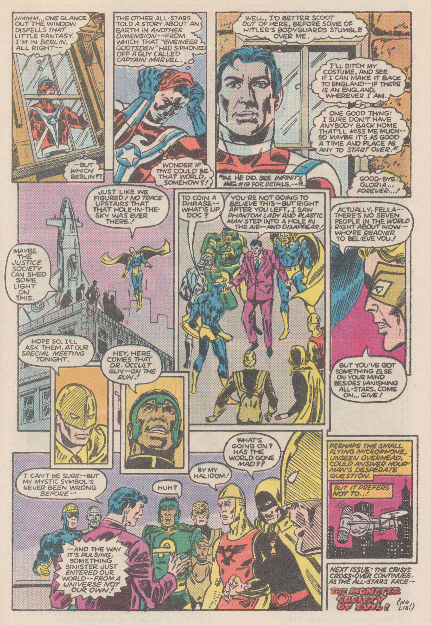 Read online All-Star Squadron comic -  Issue #50 - 44