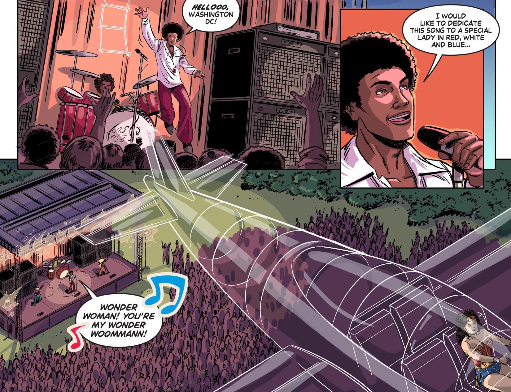 Read online Wonder Woman '77 [I] comic -  Issue #24 - 20
