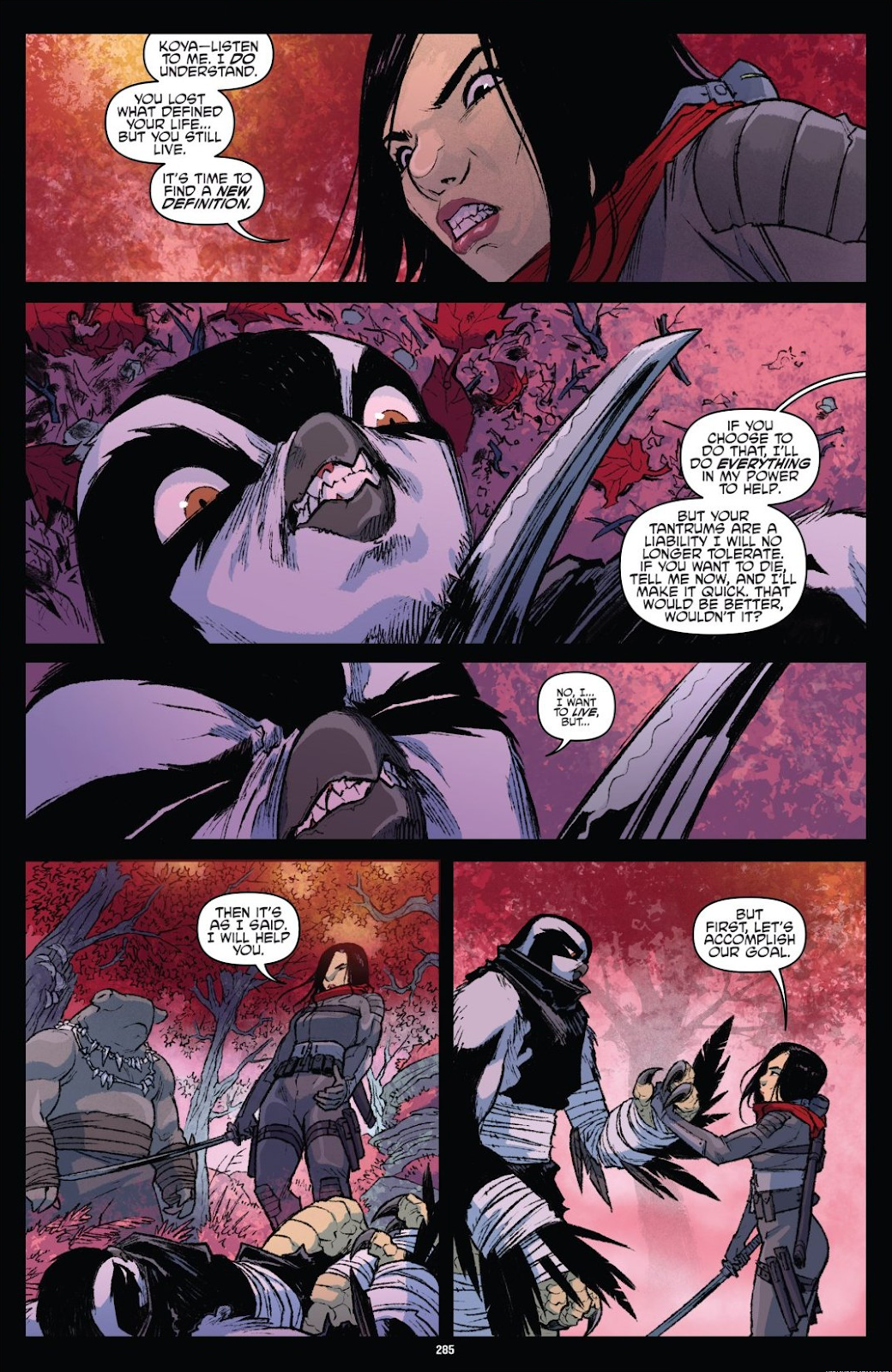 Read online Teenage Mutant Ninja Turtles: The IDW Collection comic -  Issue # TPB 9 (Part 3) - 82