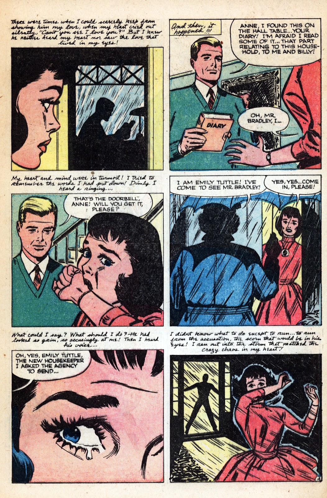 Love Romances (1949) issue 83 - Page 13