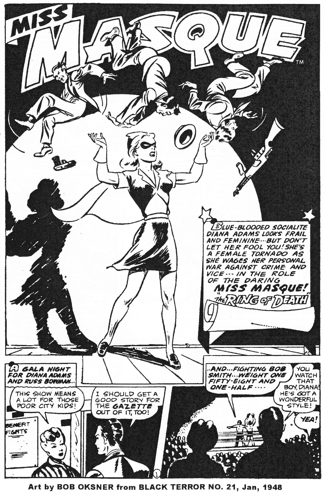 Read online Men of Mystery Comics comic -  Issue #81 - 18