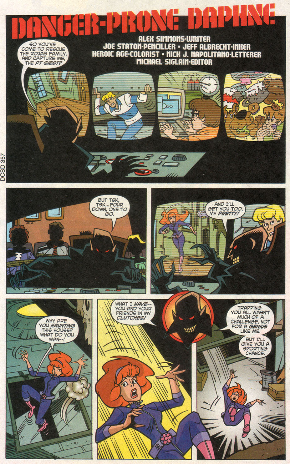 Read online Scooby-Doo (1997) comic -  Issue #106 - 27