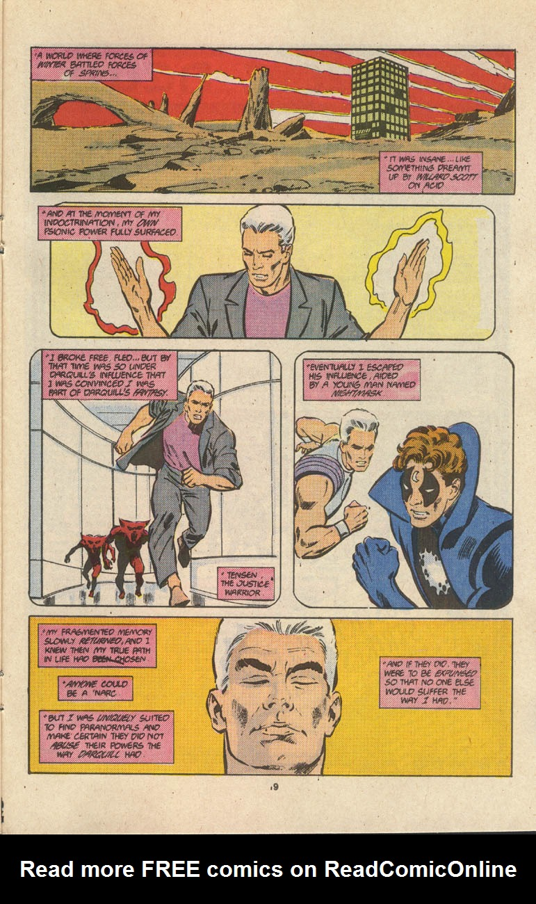 Read online Justice (1986) comic -  Issue #17 - 20