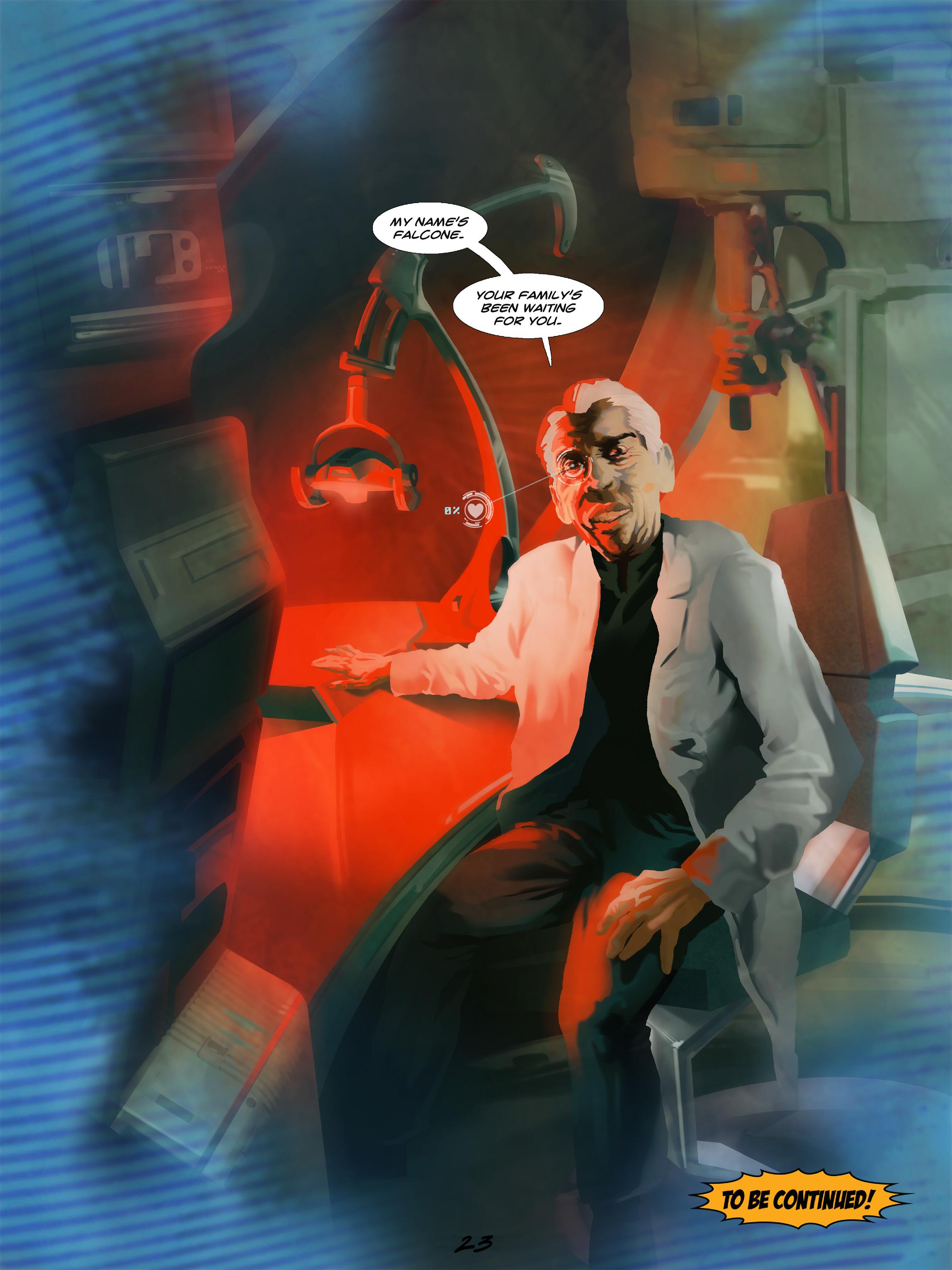 Read online Wynter comic -  Issue #5 - 24