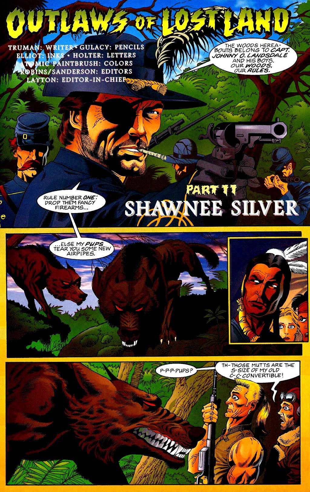 Read online Turok, Dinosaur Hunter (1993) comic -  Issue #40 - 3
