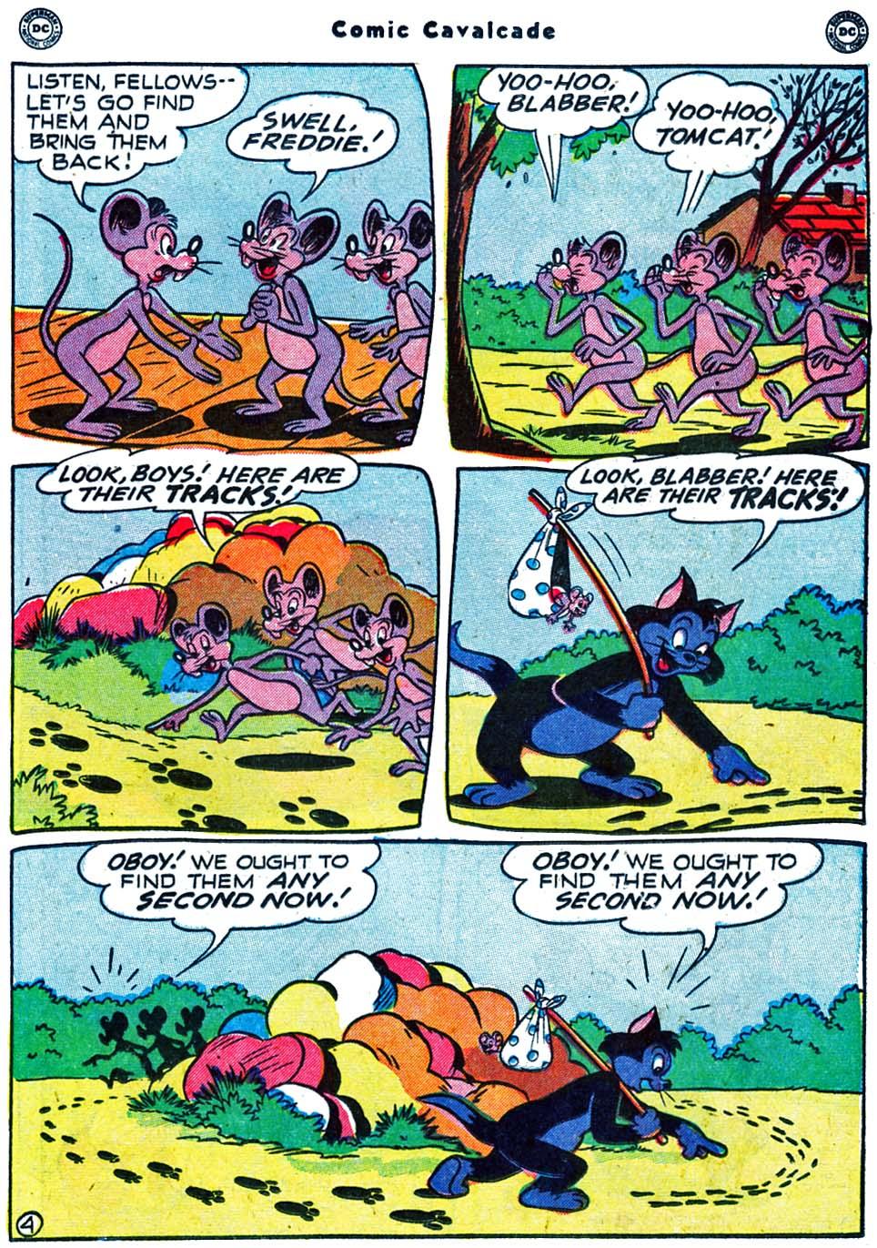 Comic Cavalcade issue 39 - Page 23