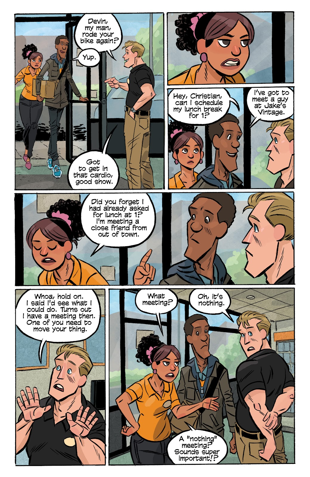 Read online Cellies comic -  Issue #8 - 7