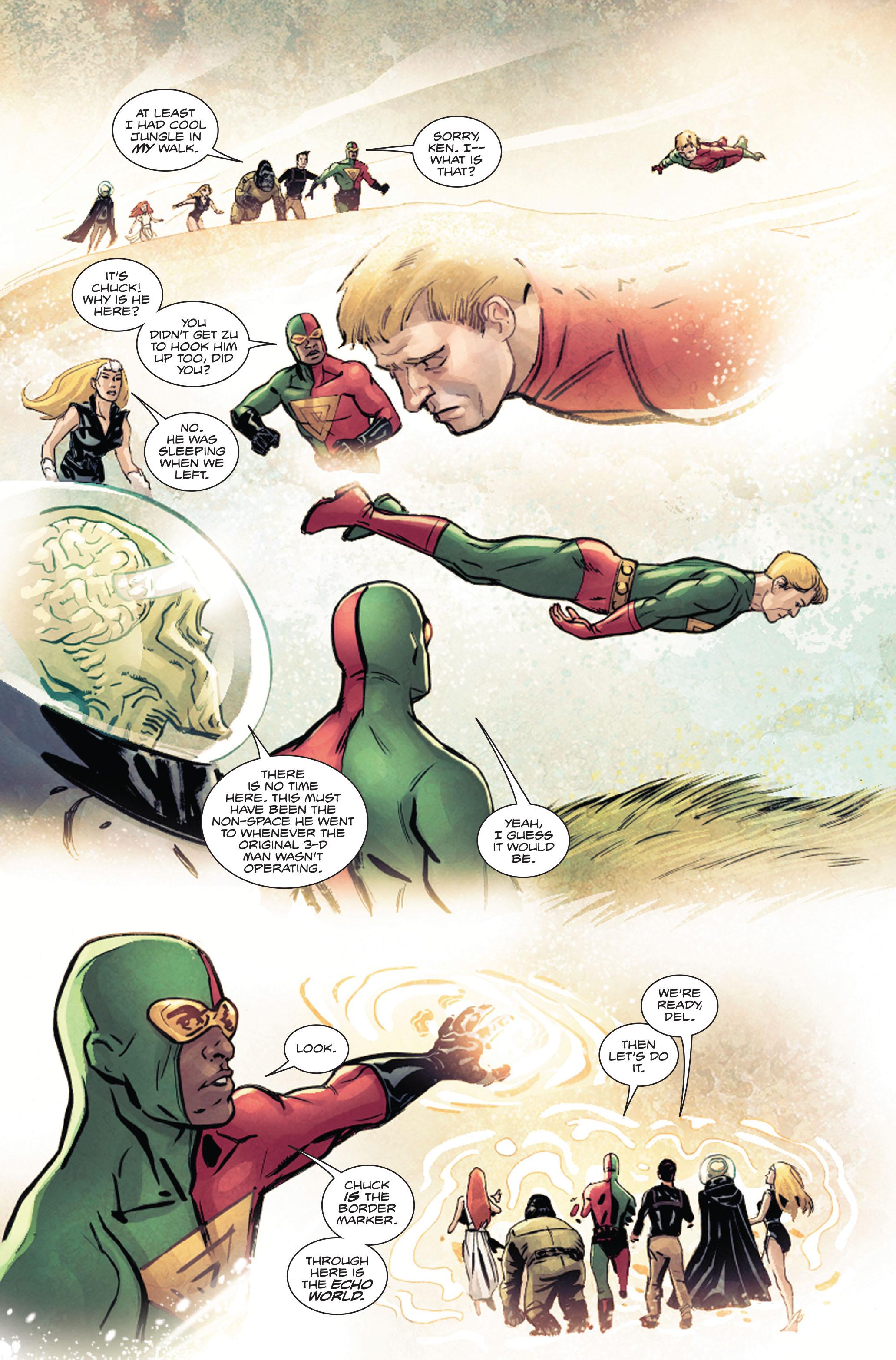 Read online Atlas comic -  Issue #5 - 13