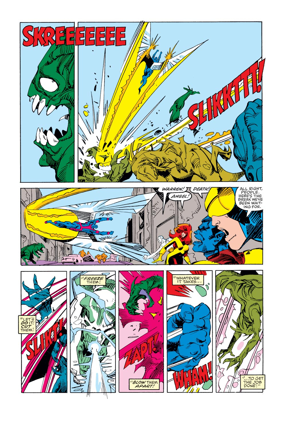 Read online X-Factor (1986) comic -  Issue #36 - 23