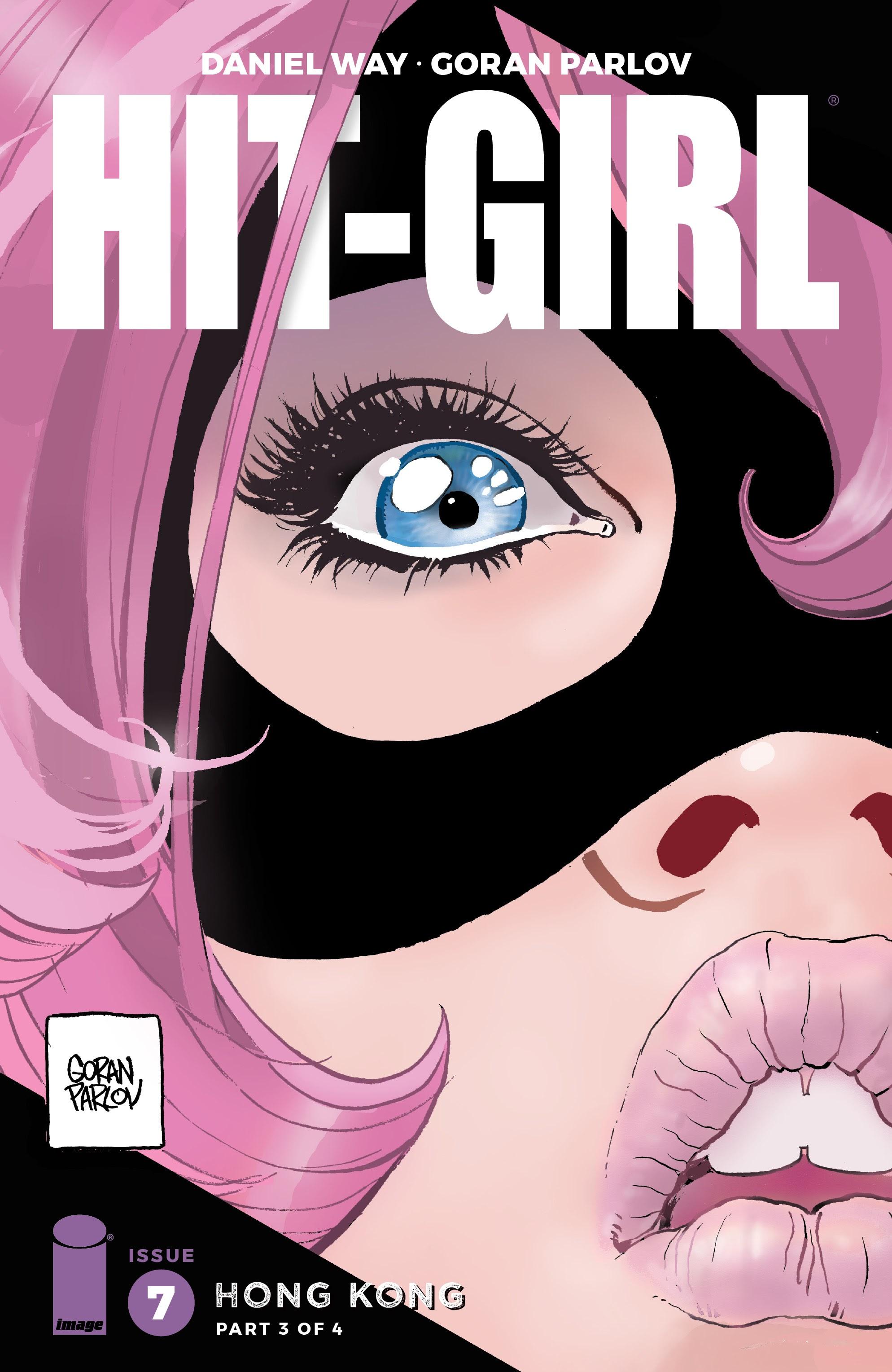 Hit-Girl Season Two 7 Page 1