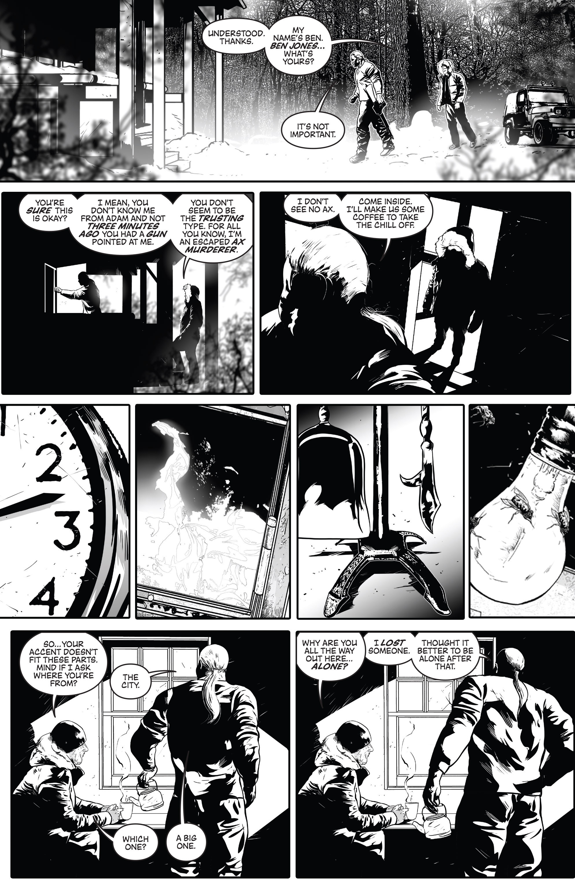 Read online Aftershock Genesis comic -  Issue #1 - 14