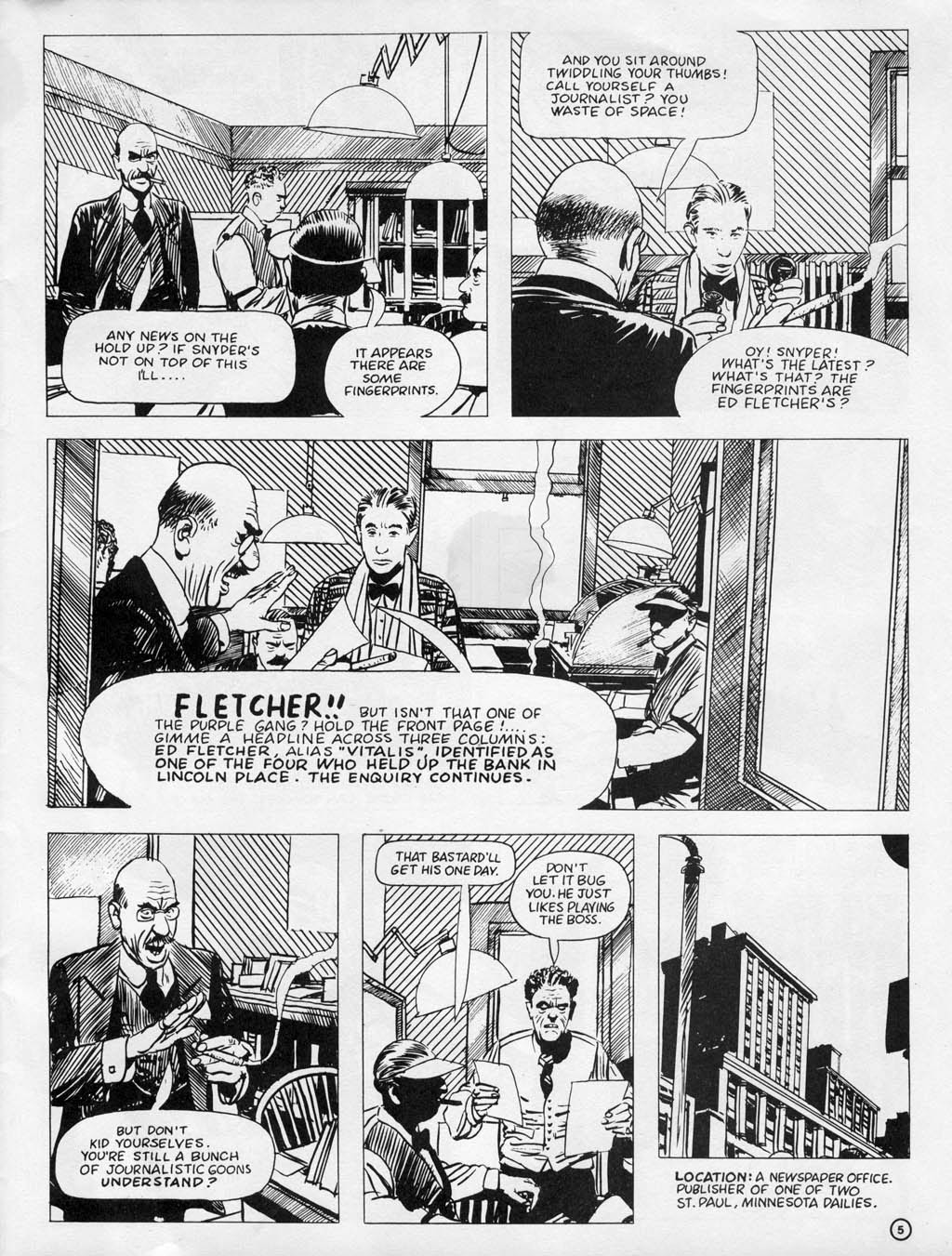 Aces issue 1 - Page 7